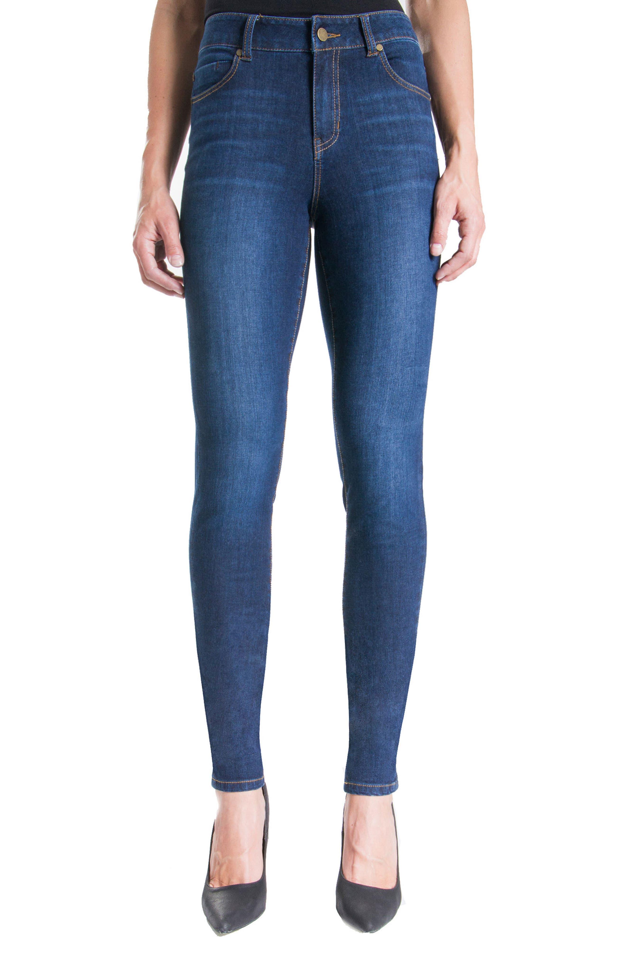 Liverpool Jeans Company Abby Stretch Skinny Jeans (Petite)