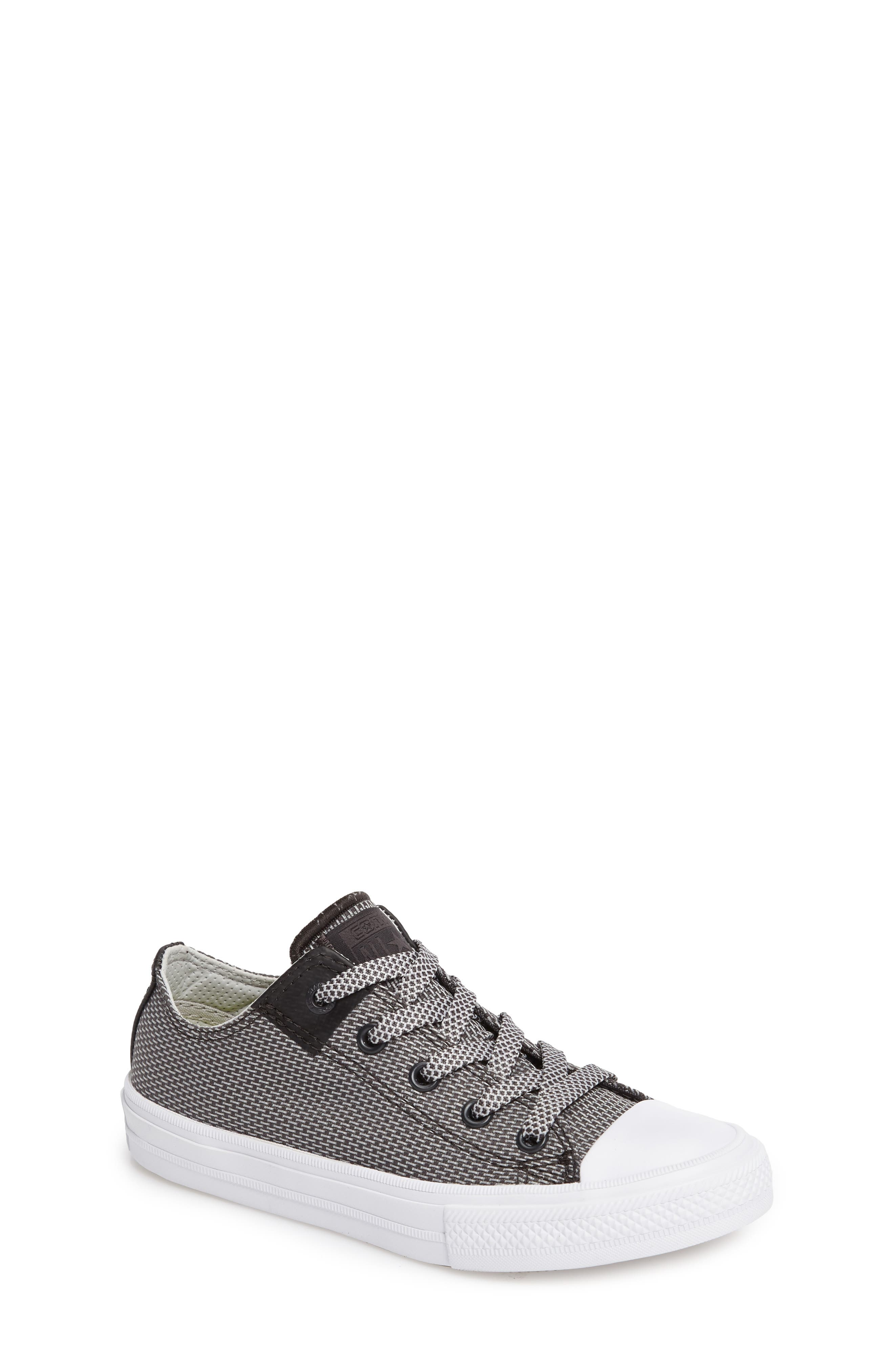 CONVERSE Chuck Taylor<sup>®</sup> All Star<sup>®</sup> II Basket Weave Ox Sneaker