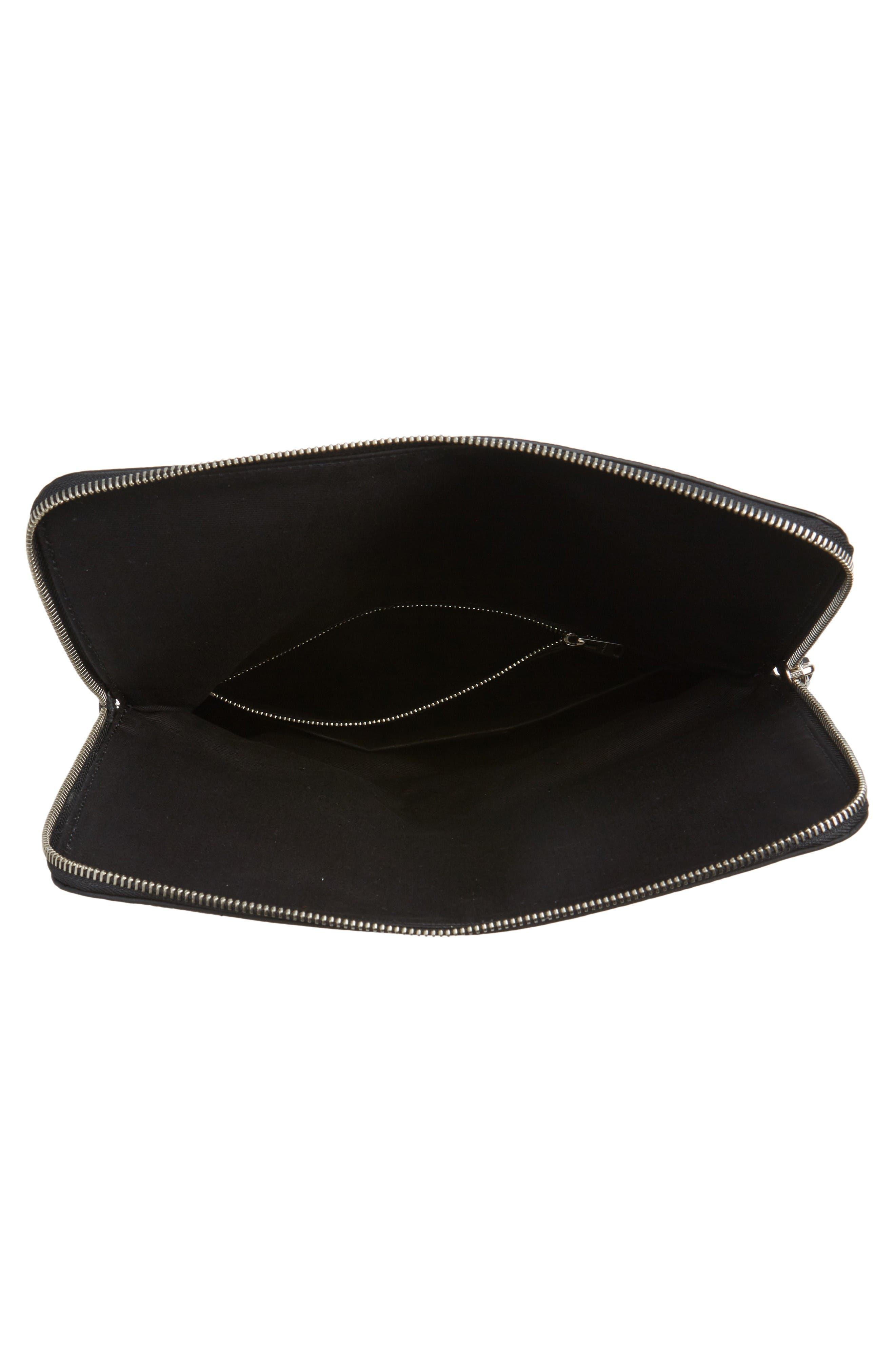 Alternate Image 4  - ALLSAINTS Medium Club Convertible Crossbody Bag