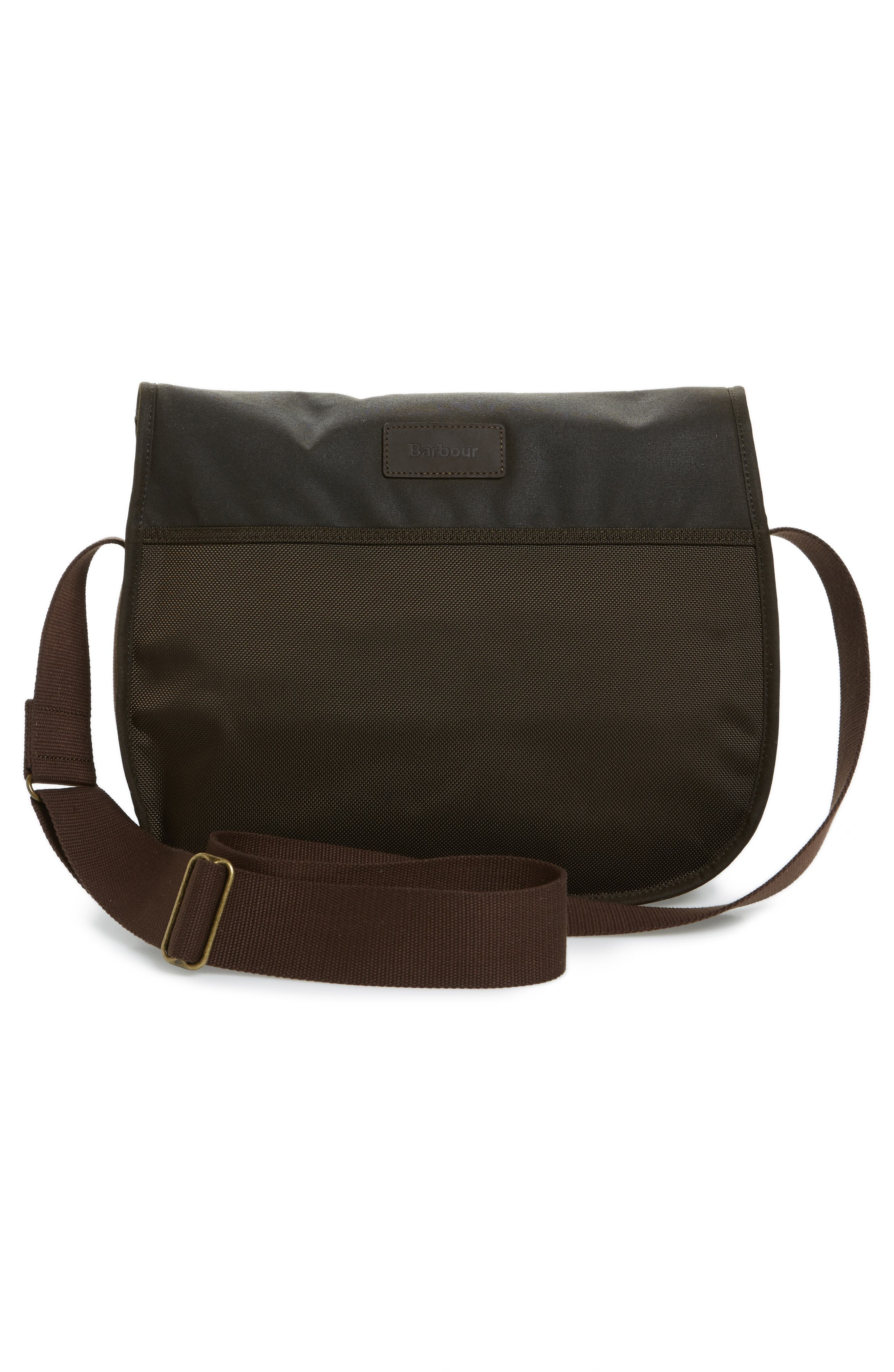 Alternate Image 3  - Barbour Cannich Taras Messenger Bag