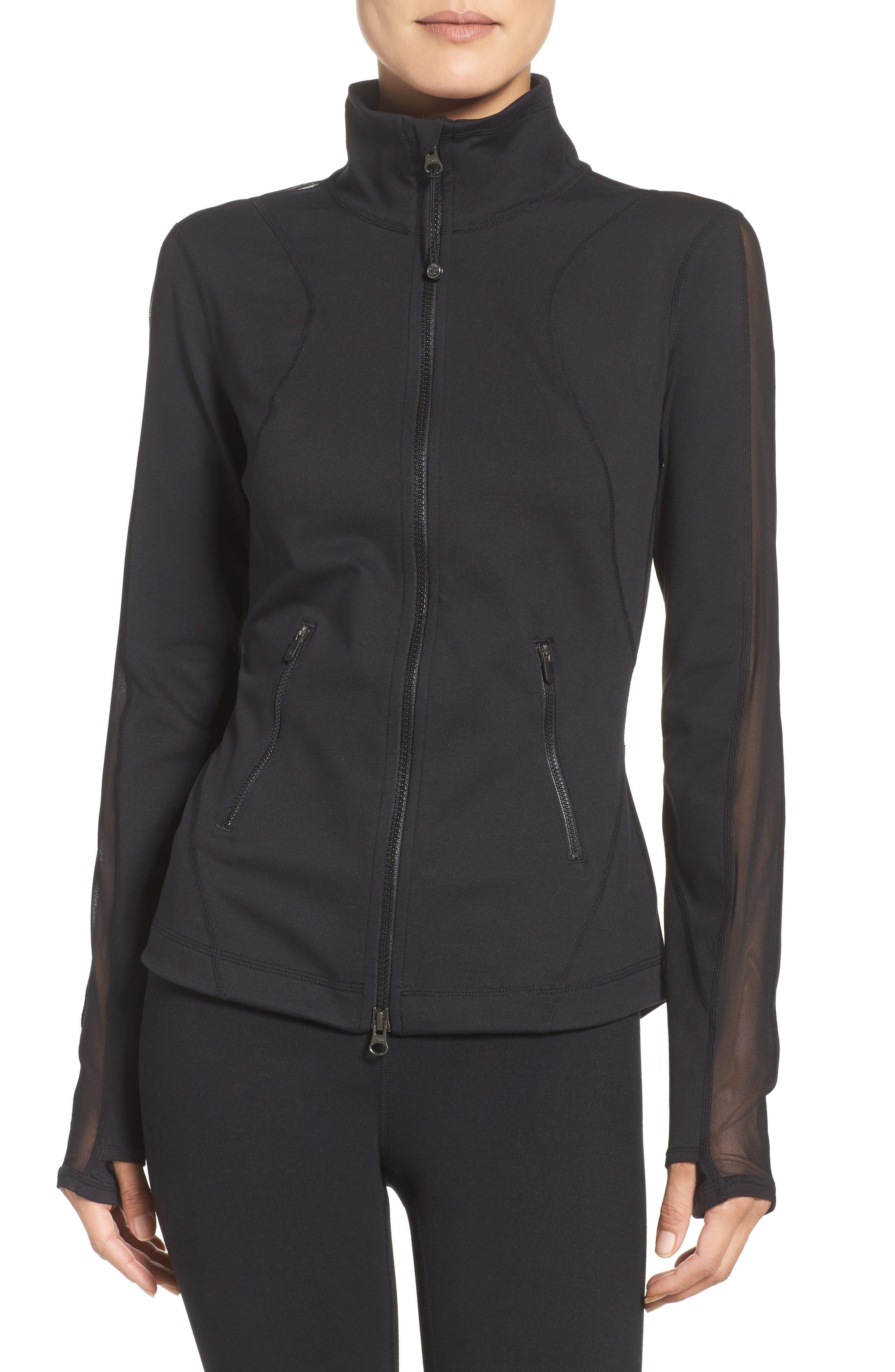 Main Image - Zella Stardust Training Jacket