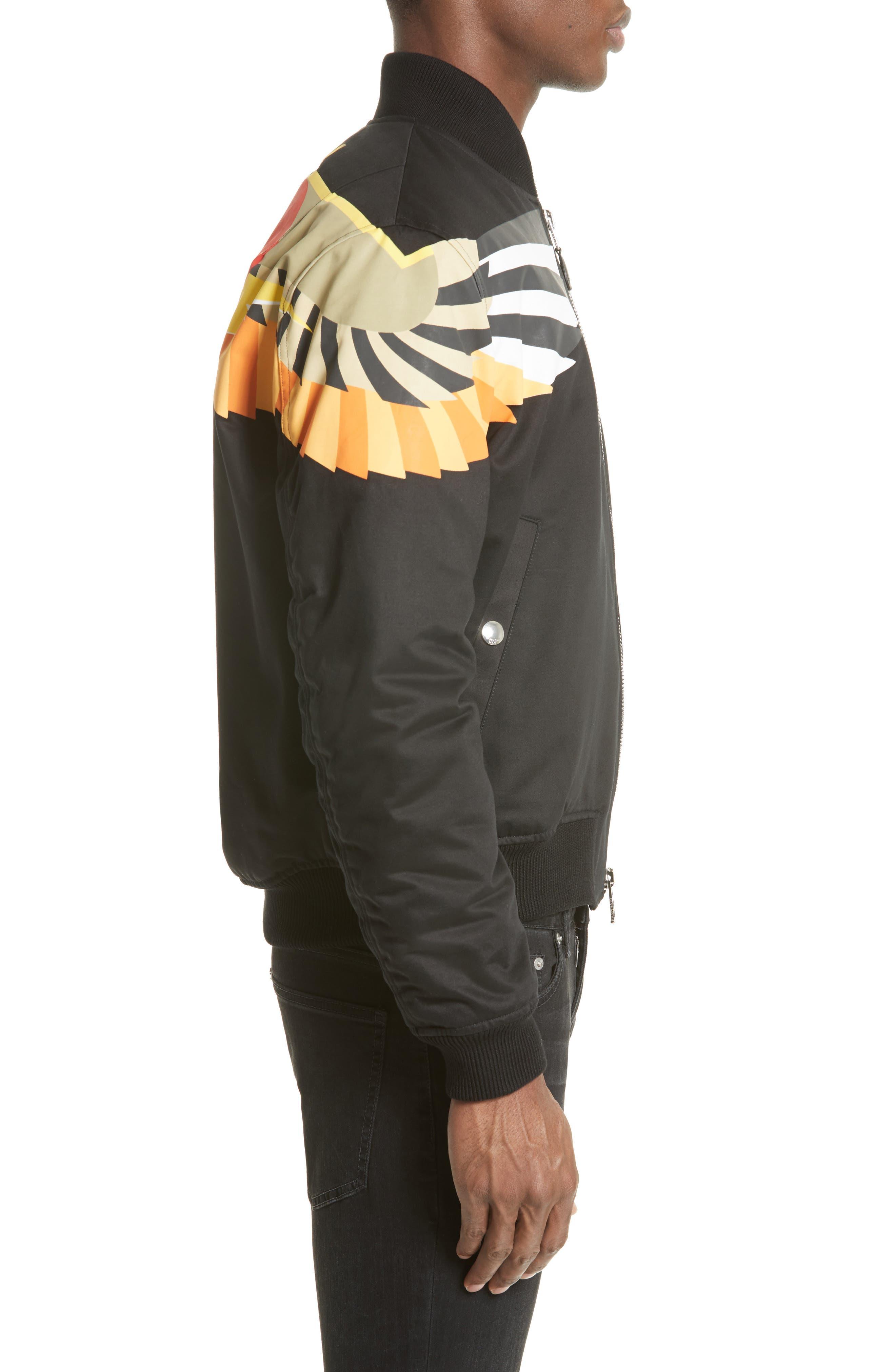 Alternate Image 3  - Givenchy Wing Print Bomber Jacket