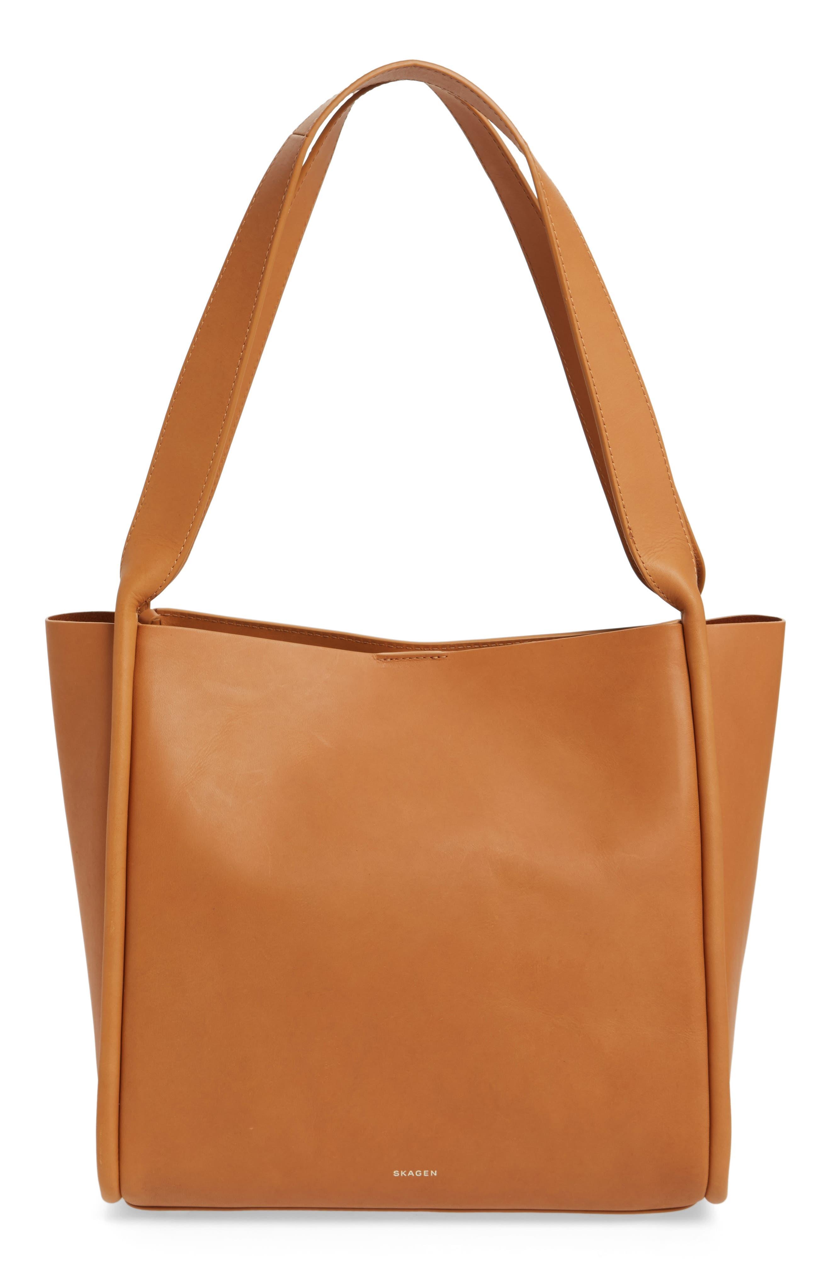 Karalie Shoulder Bag,                             Main thumbnail 1, color,                             Tan