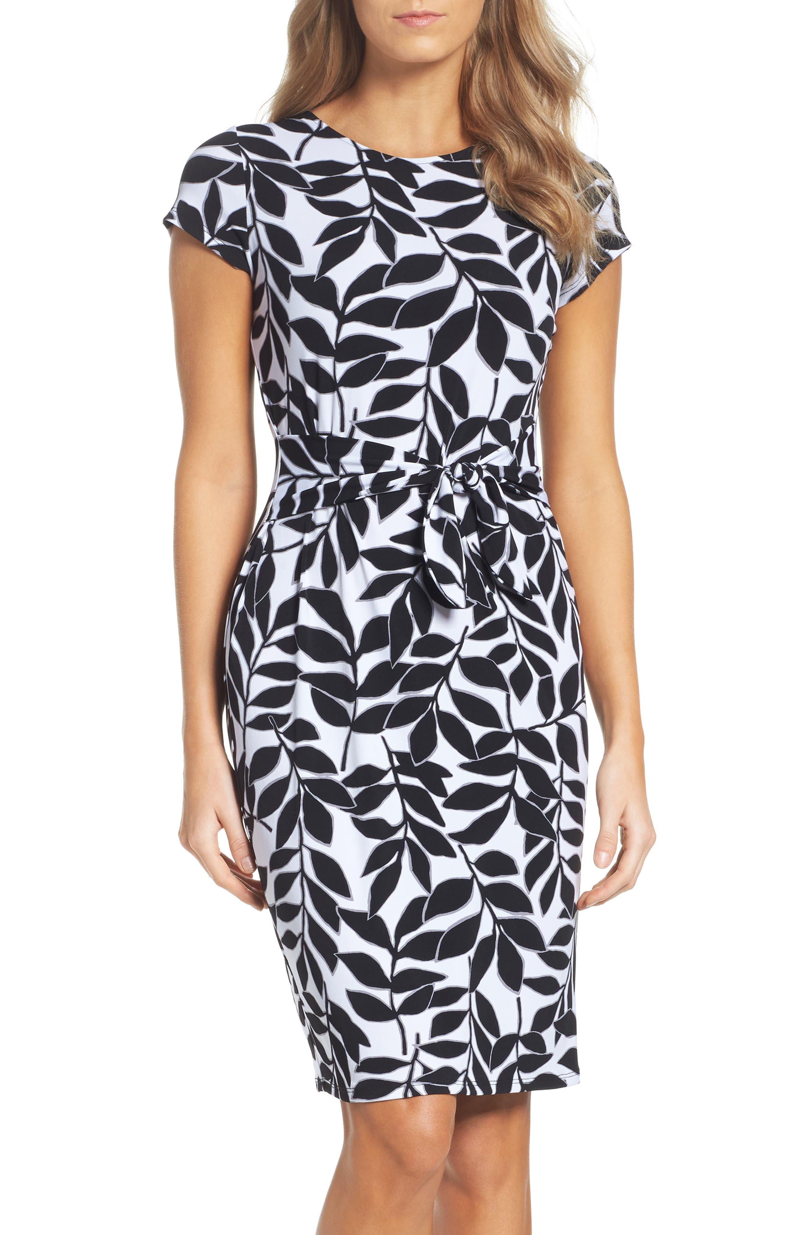 Leota Taylor Sheath Dress