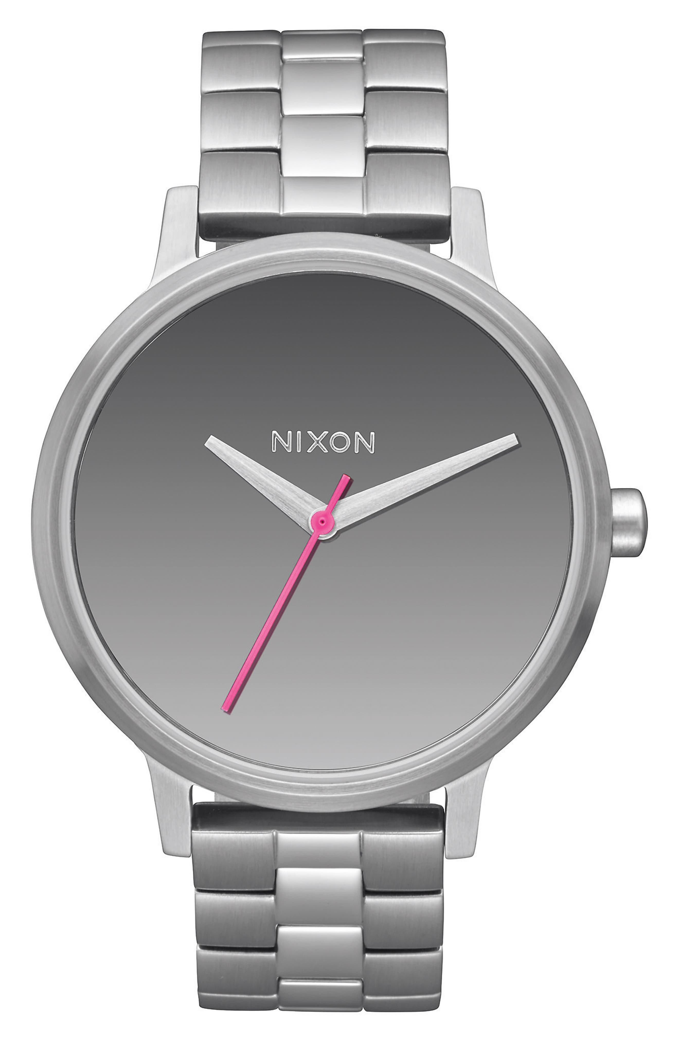 Main Image - Nixon 'The Kensington' Bracelet Watch, 37mm