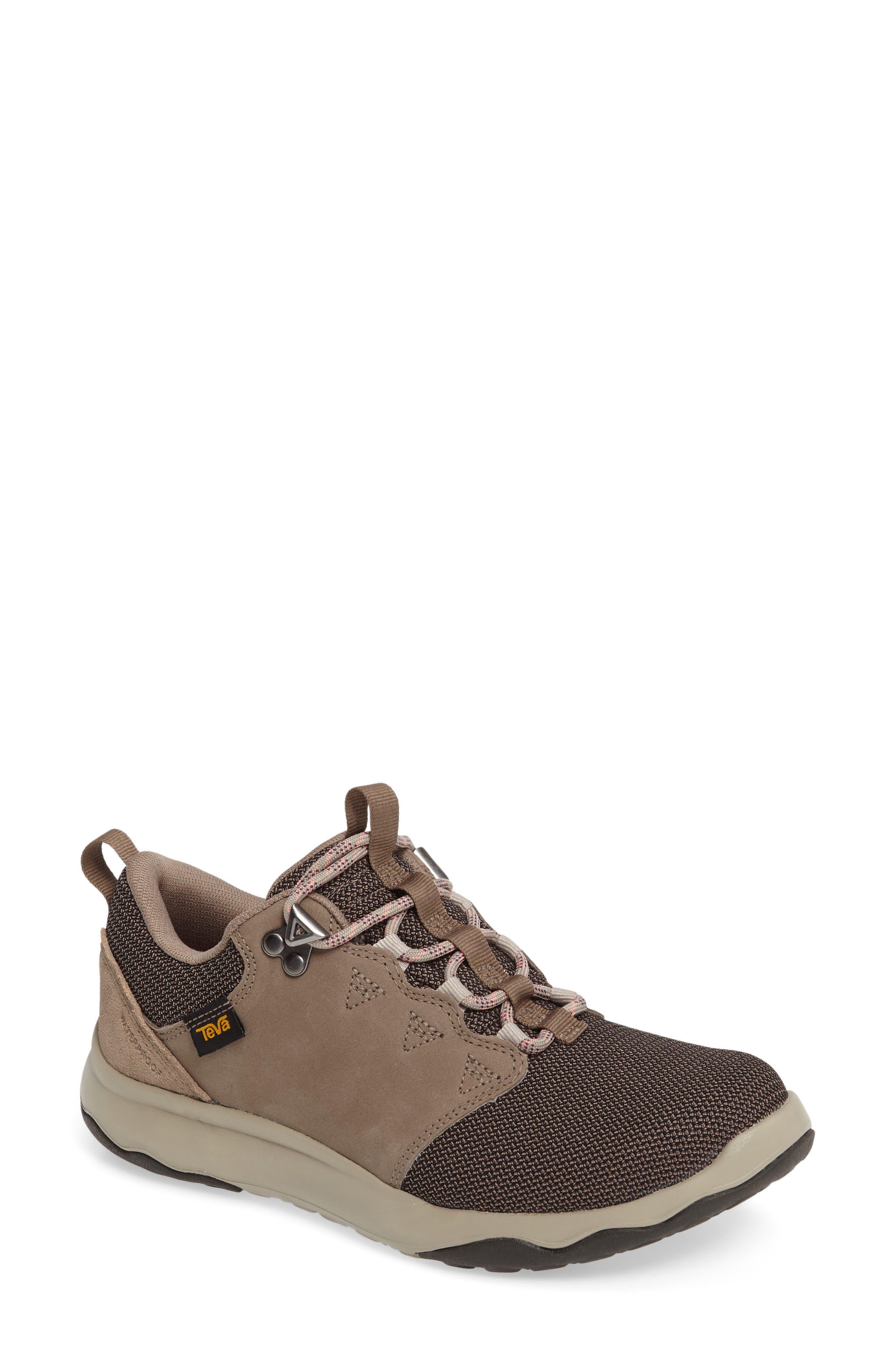 Alternate Image 1 Selected - Teva 'Arrowood' Waterproof Sneaker (Women)