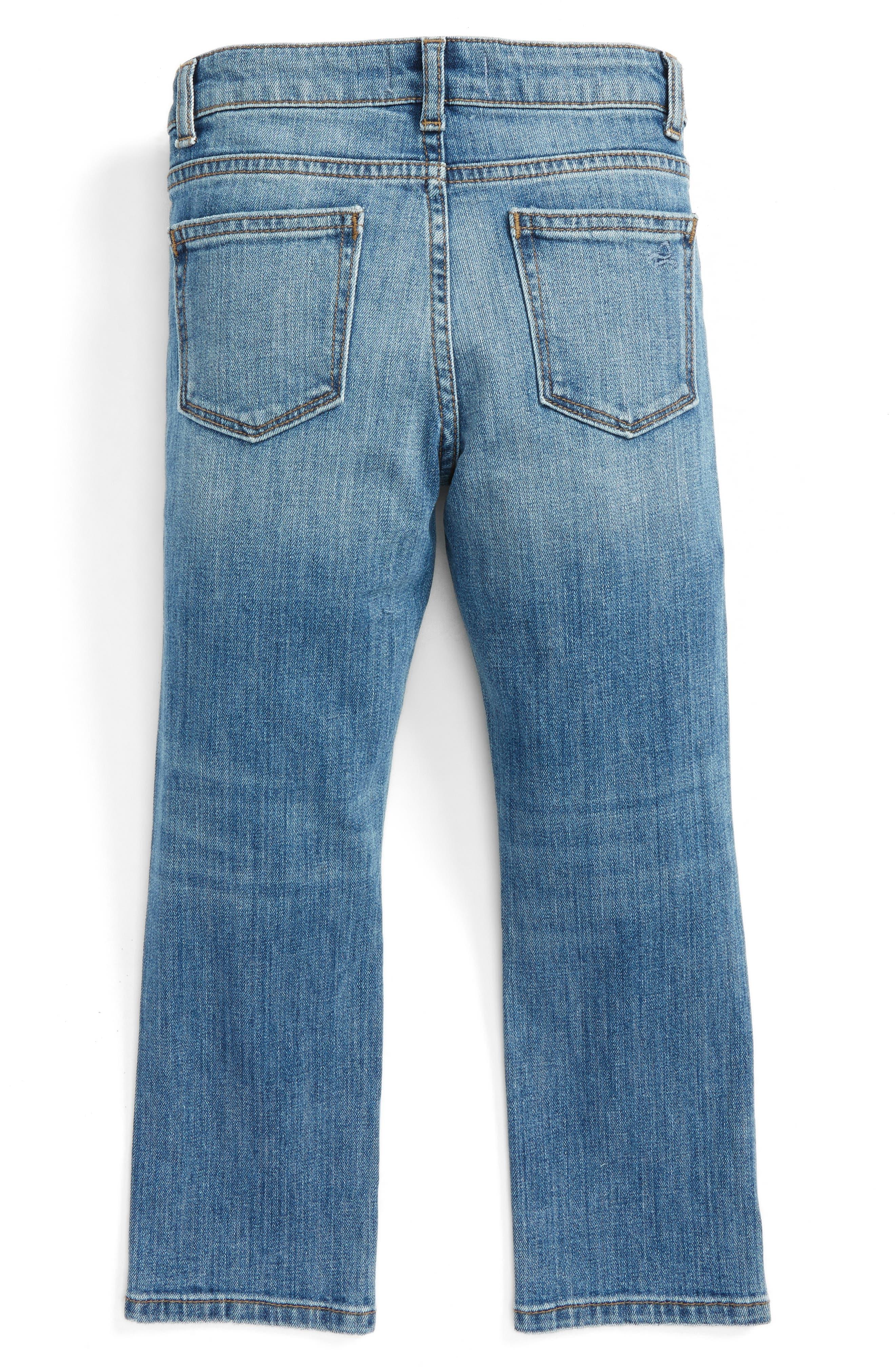 Brady Slim Fit Jeans,                             Alternate thumbnail 2, color,                             Rafter