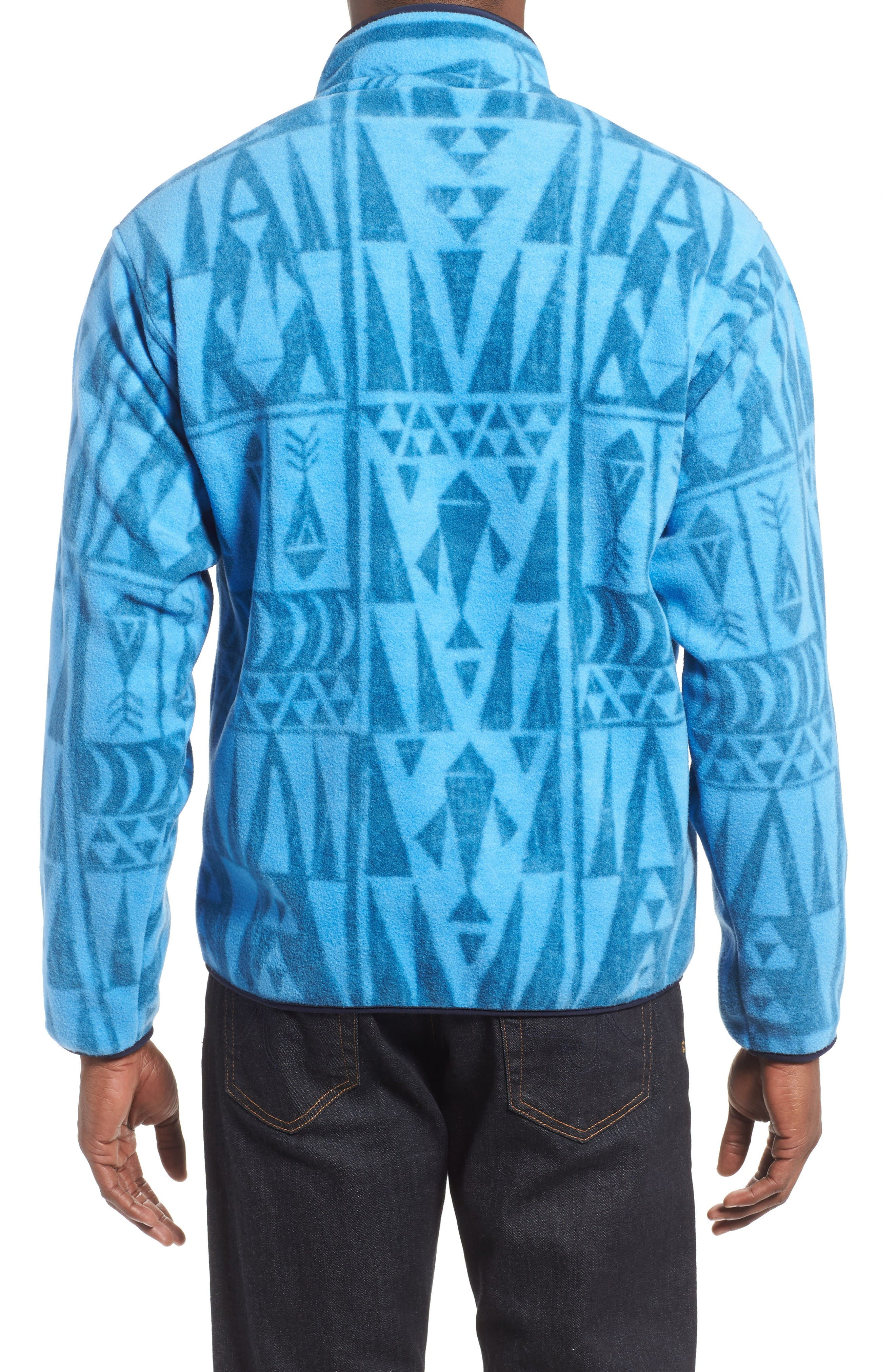Alternate Image 2  - Patagonia 'Synchilla® Snap-T' Fleece Pullover