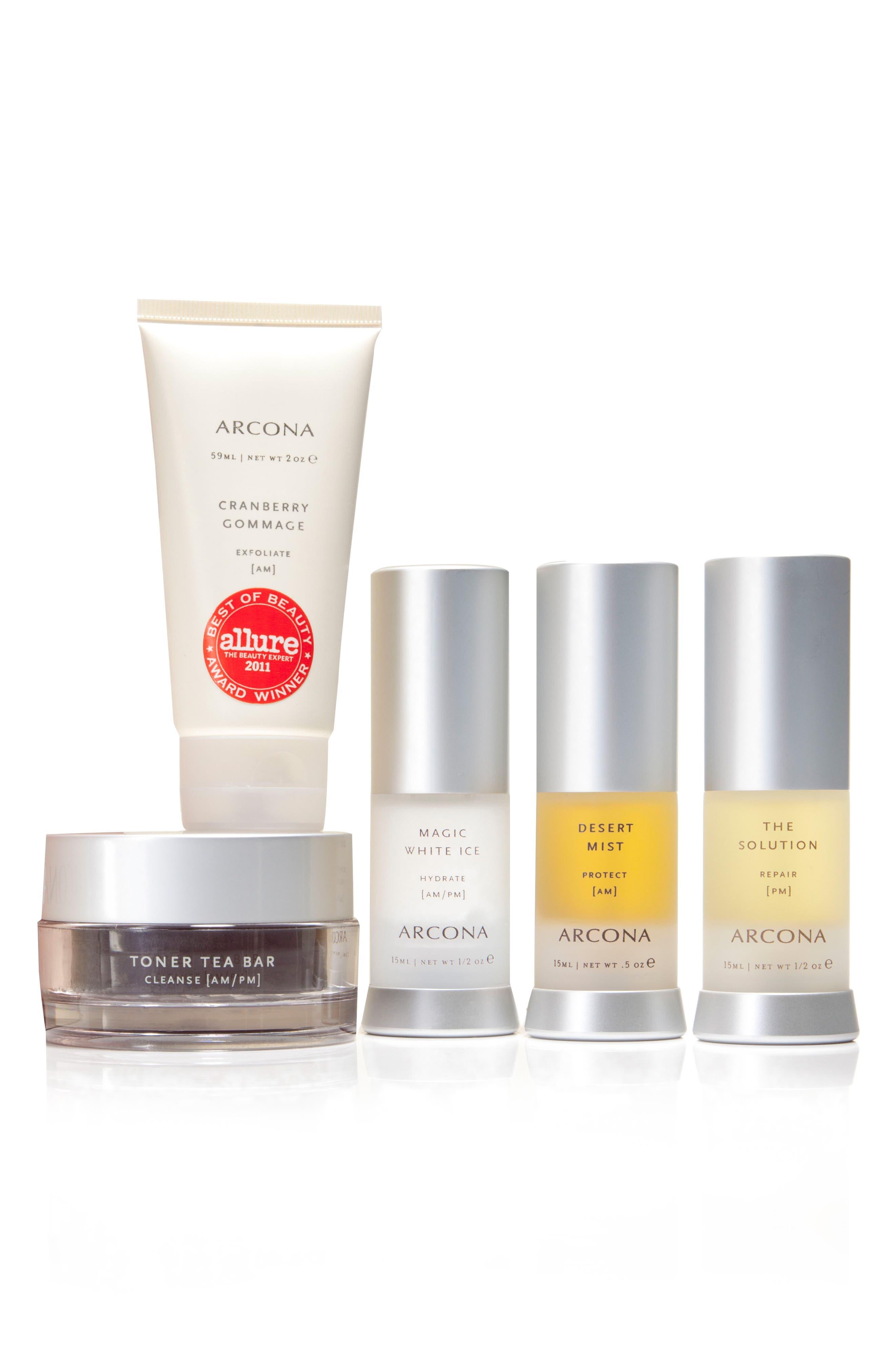 Main Image - ARCONA Oily Skin Starter Kit