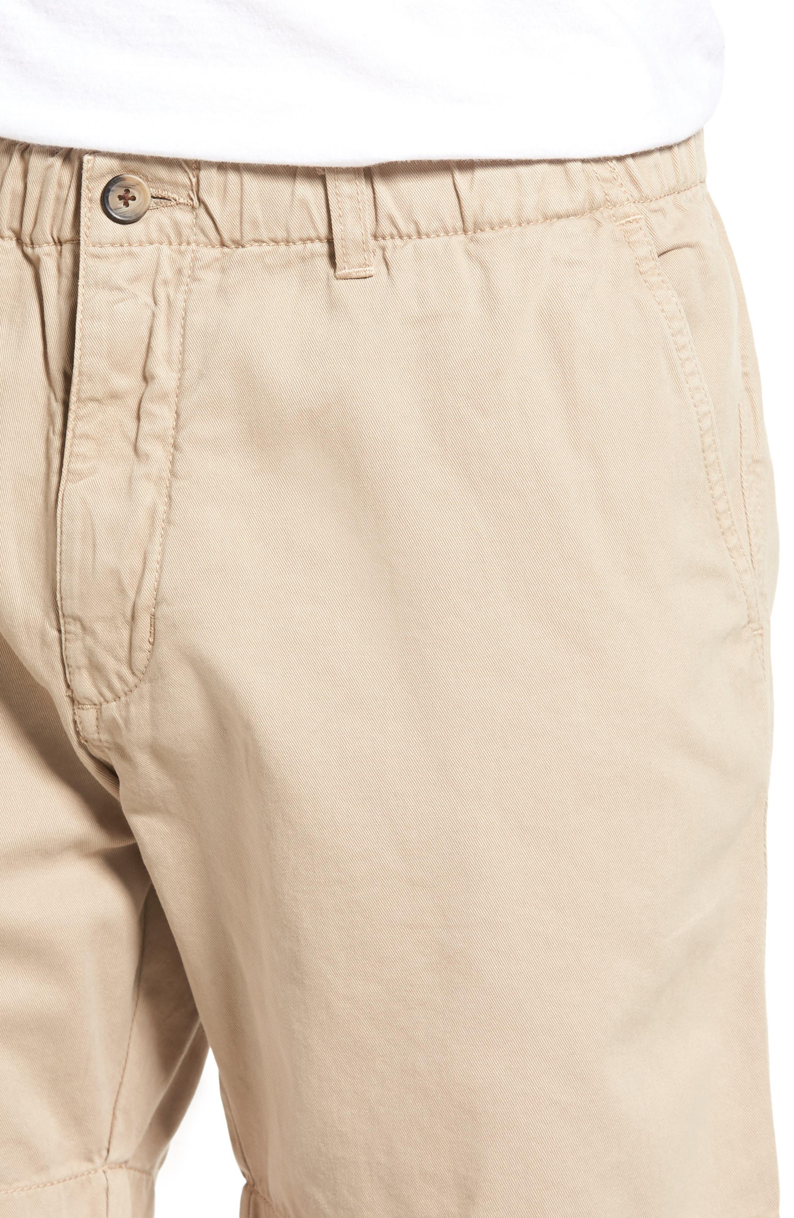 Alternate Image 4  - Vintage 1946 Washed Shorts