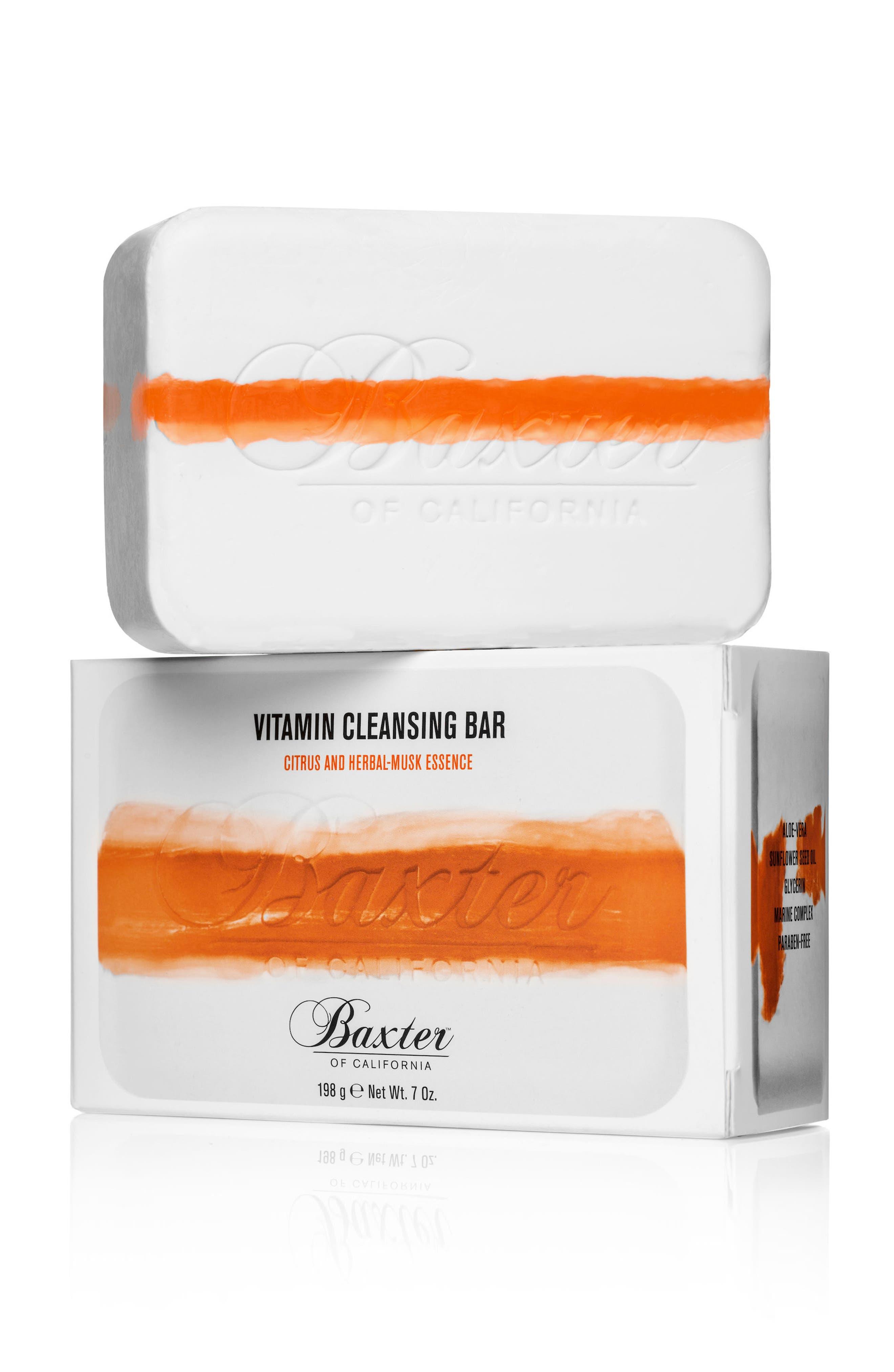 Alternate Image 1 Selected - Baxter of California Vitamin Cleansing Bar