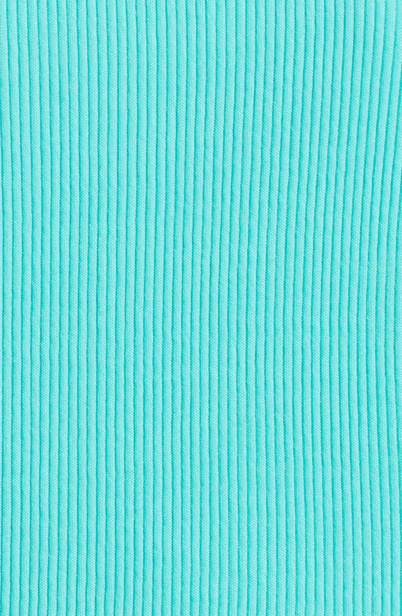Alternate Image 5  - Diane von Furstenberg Asymmetrical Ruffle Wrap Midi Dress