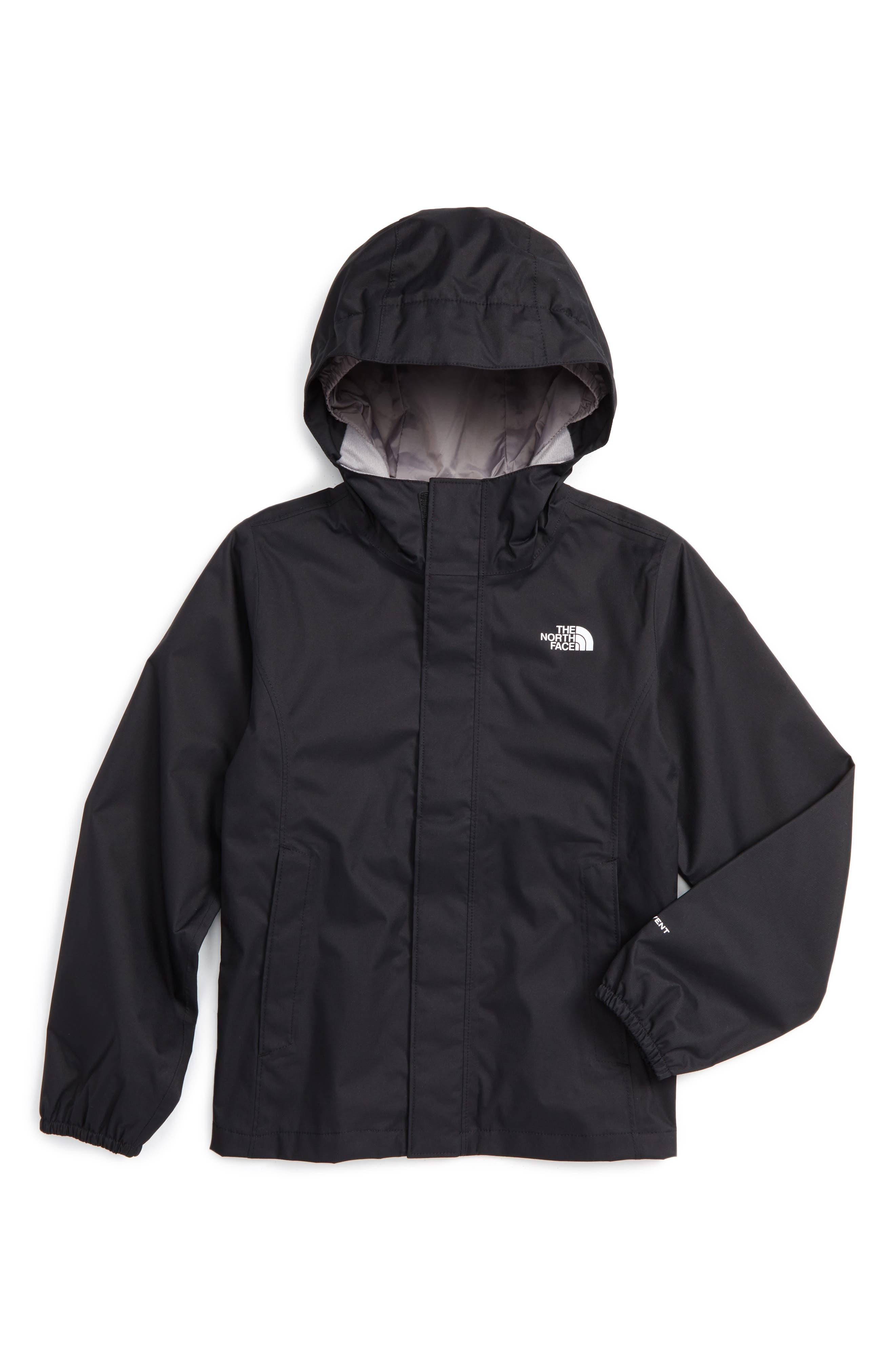 The North Face For Kids Girls Sizes 7 16 Nordstrom Jaket Fleece Silver Misty