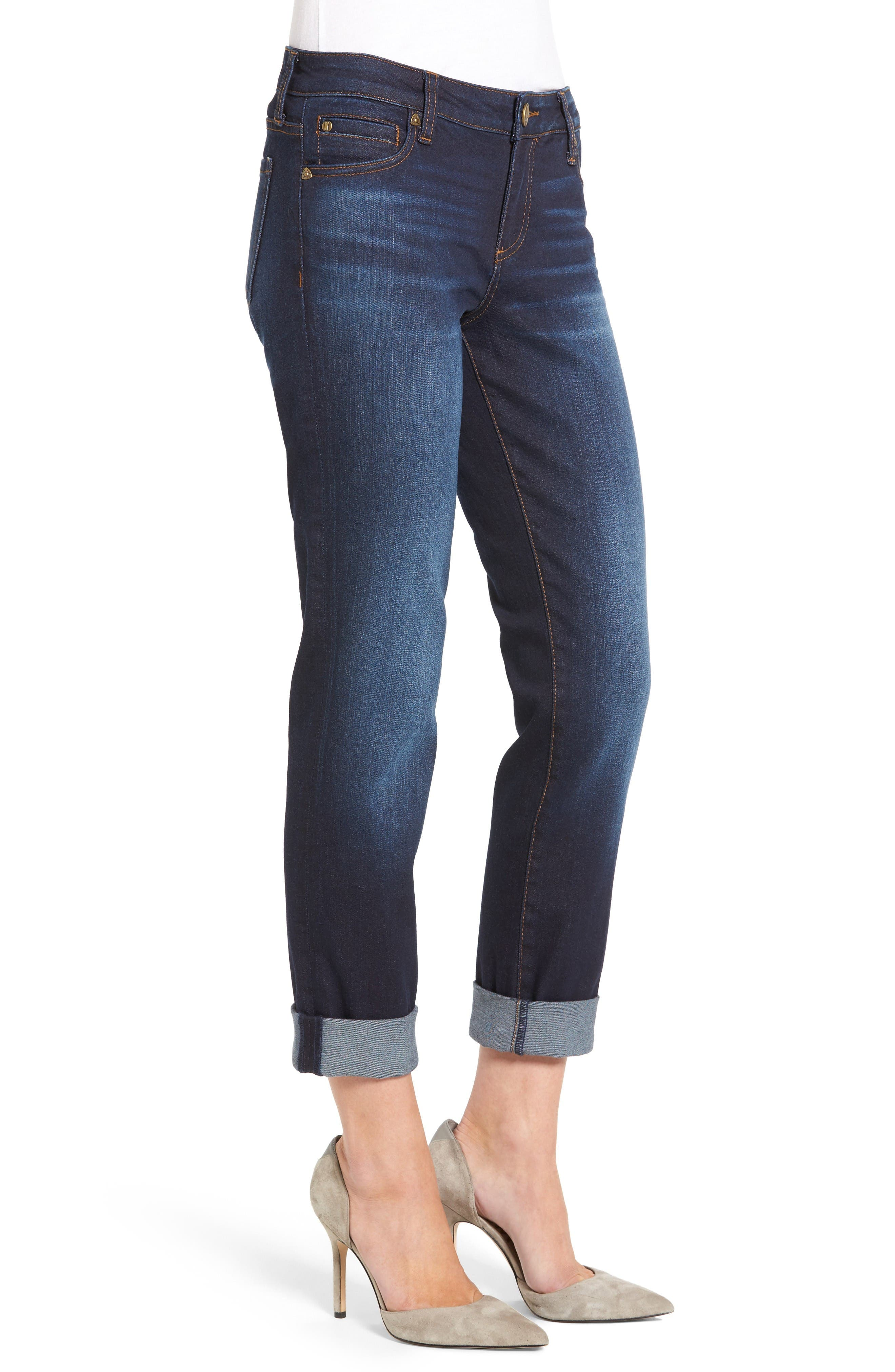 Alternate Image 3  - KUT from the Kloth Catherine Boyfriend Jeans (Adaptability)