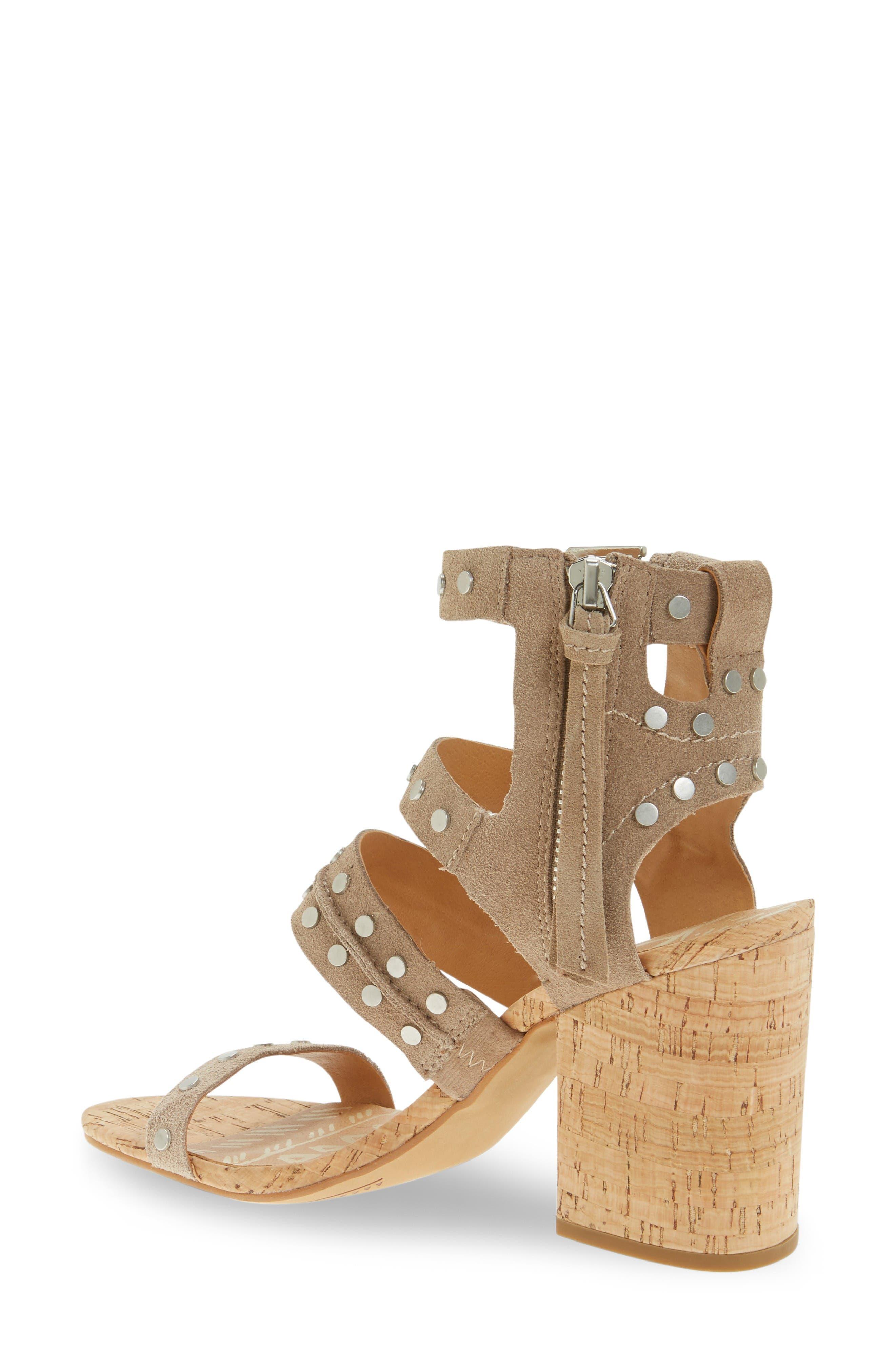Alternate Image 2  - Dolce Vita Effie Block Heel Sandal (Women)