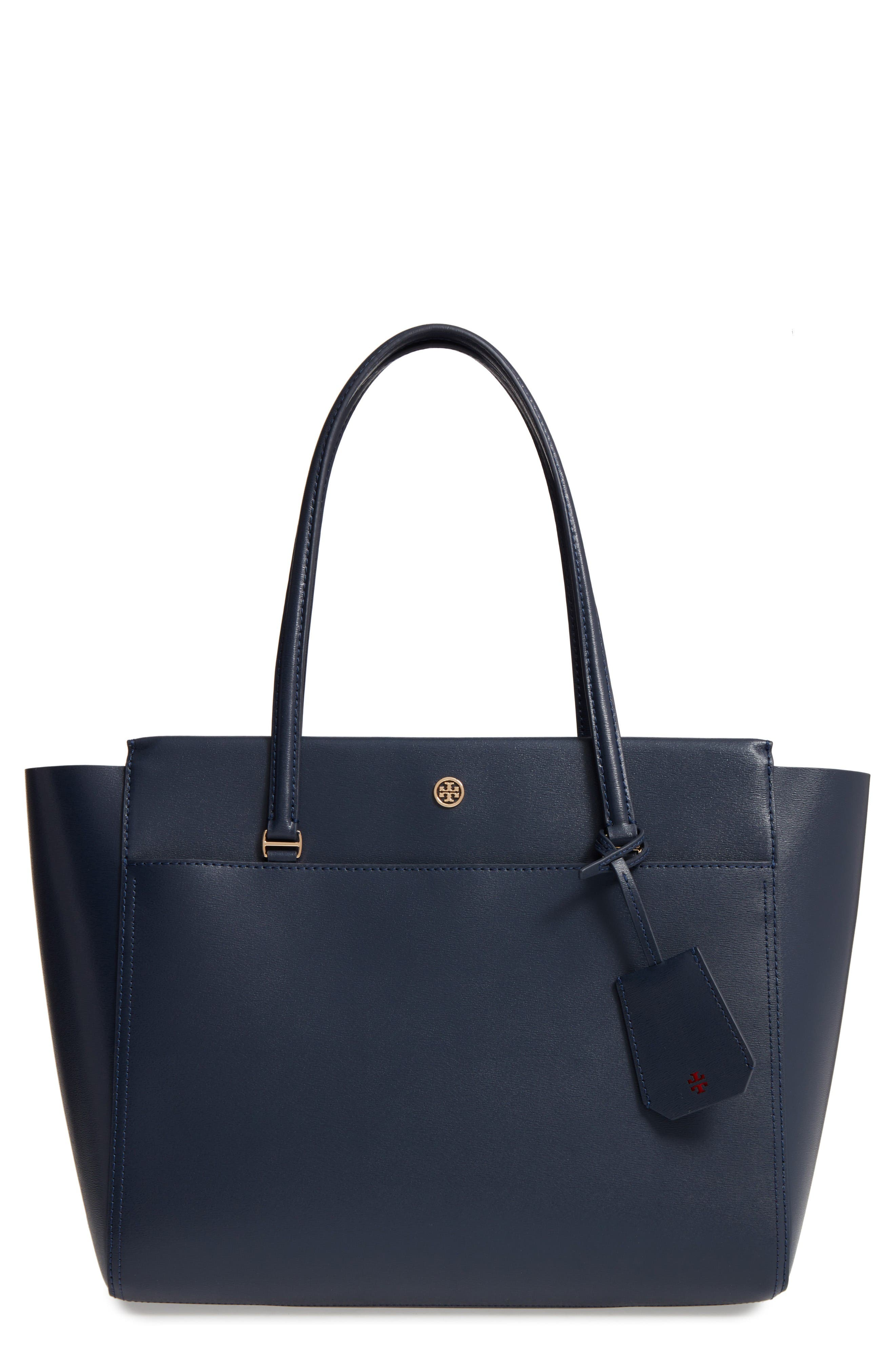 Tory Burch Parker Leather Tote