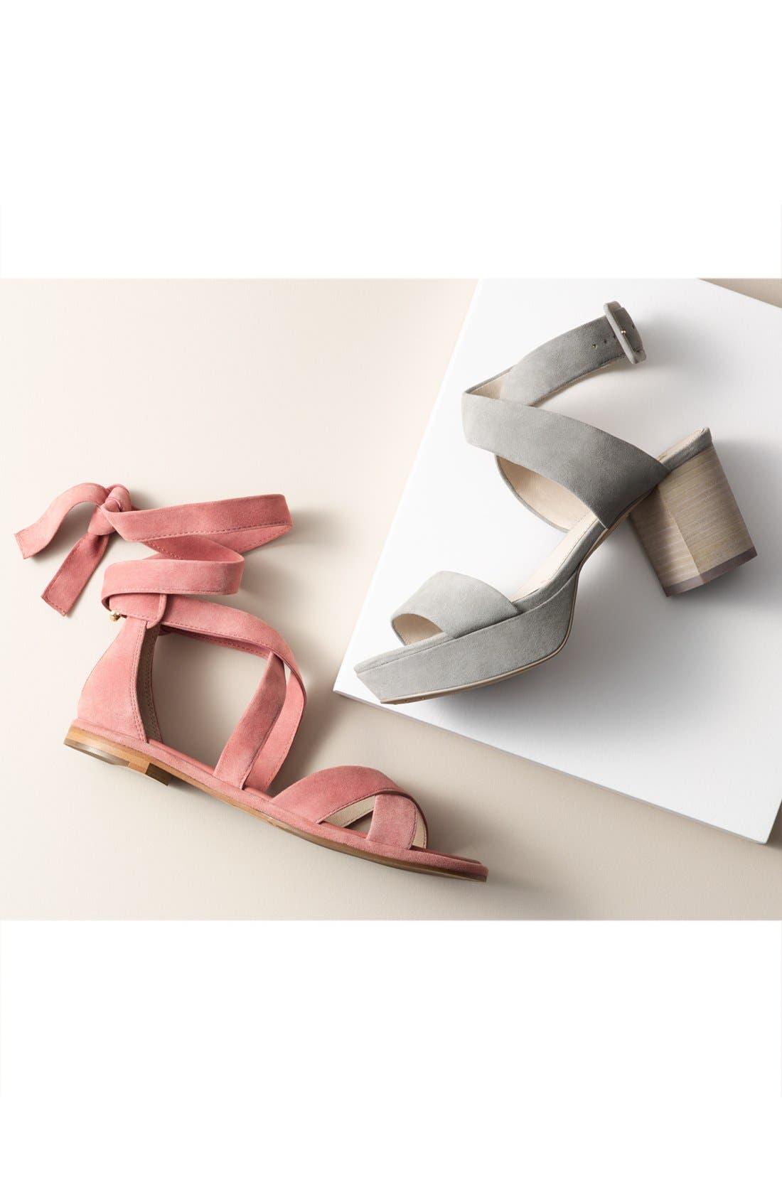 Alternate Image 6  - Louise et Cie Clover Sandal (Women)