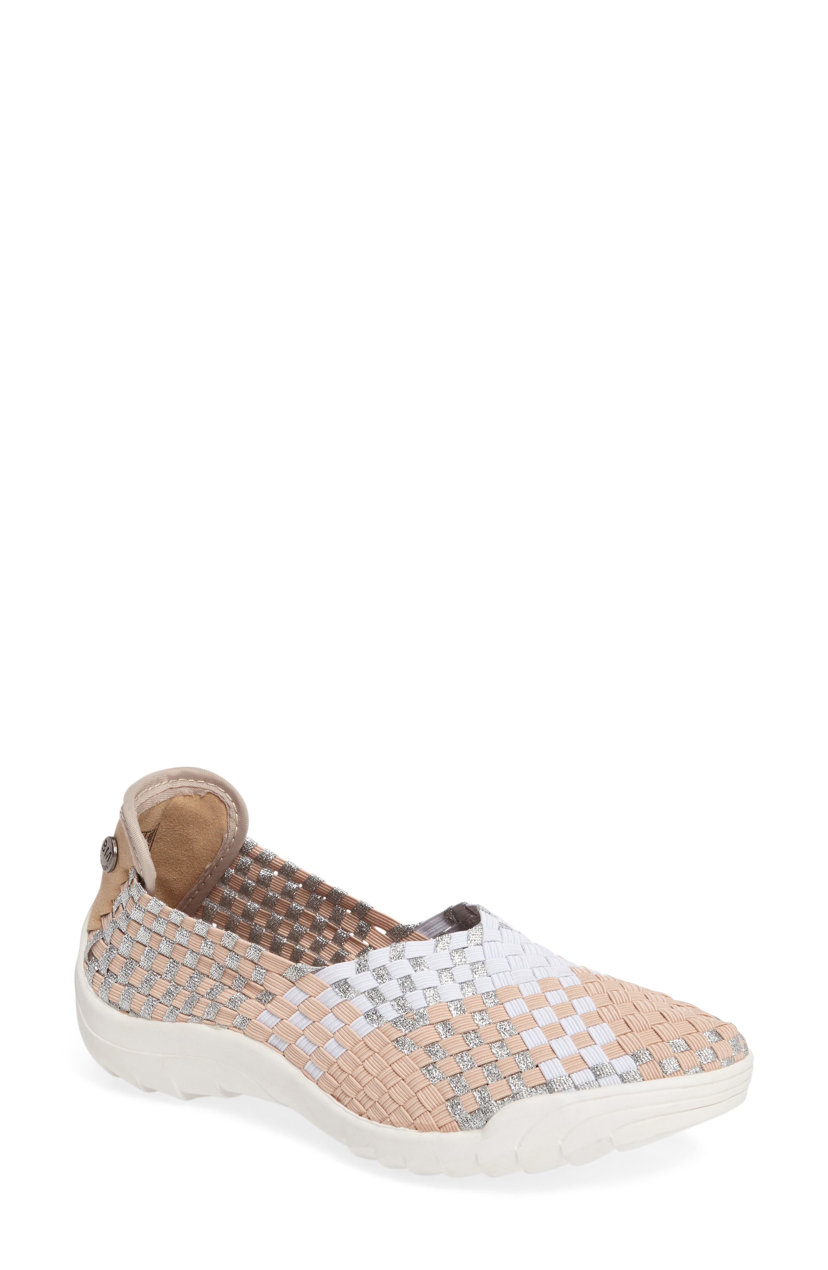 bernie mev. Rigged Fly Slip-On Sneaker (Women)
