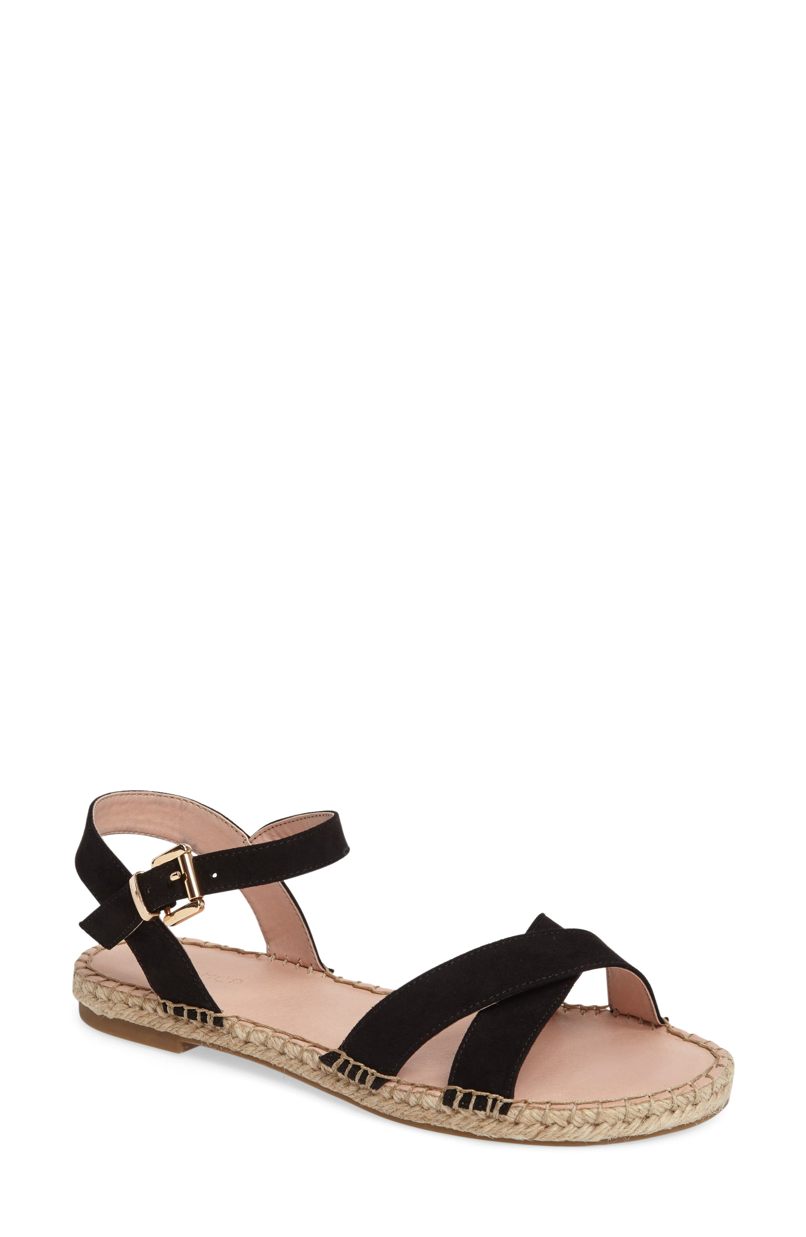 Alternate Image 1 Selected - Topshop Eddy Espadrille Sandal (Women)