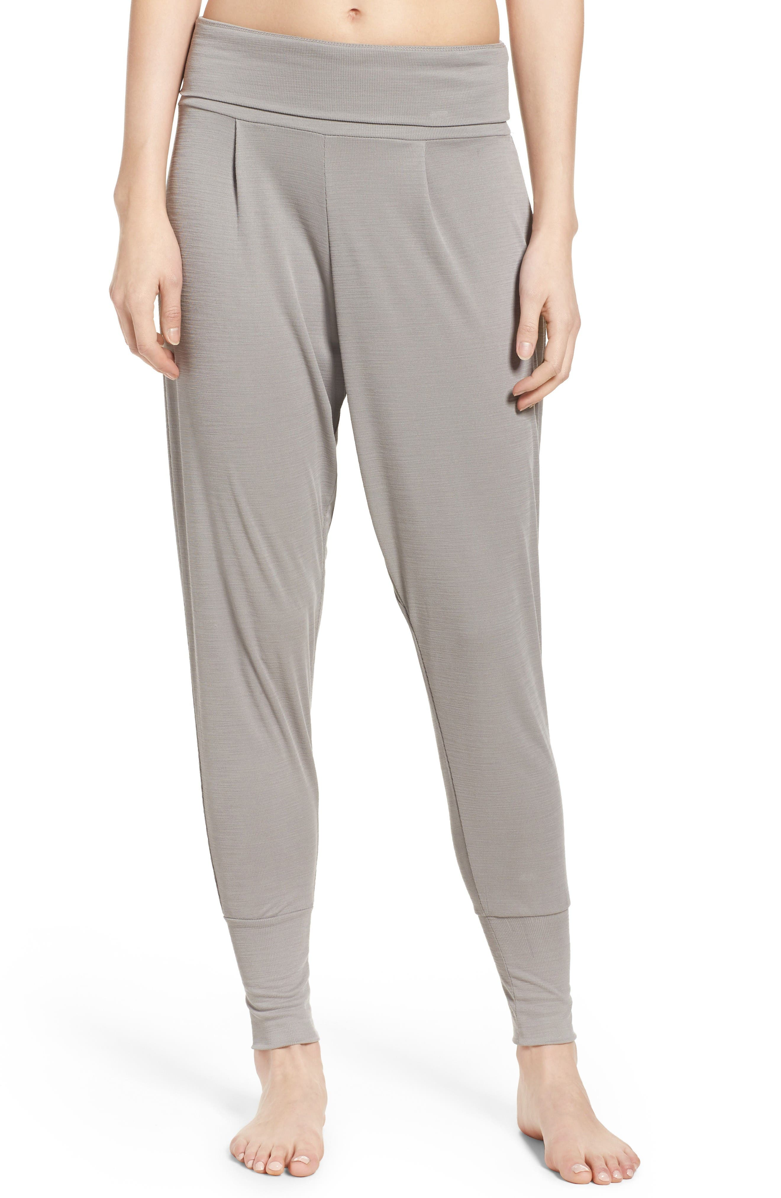 Alternate Image 1 Selected - Free People FP Movement Cozy Up Harem Pants