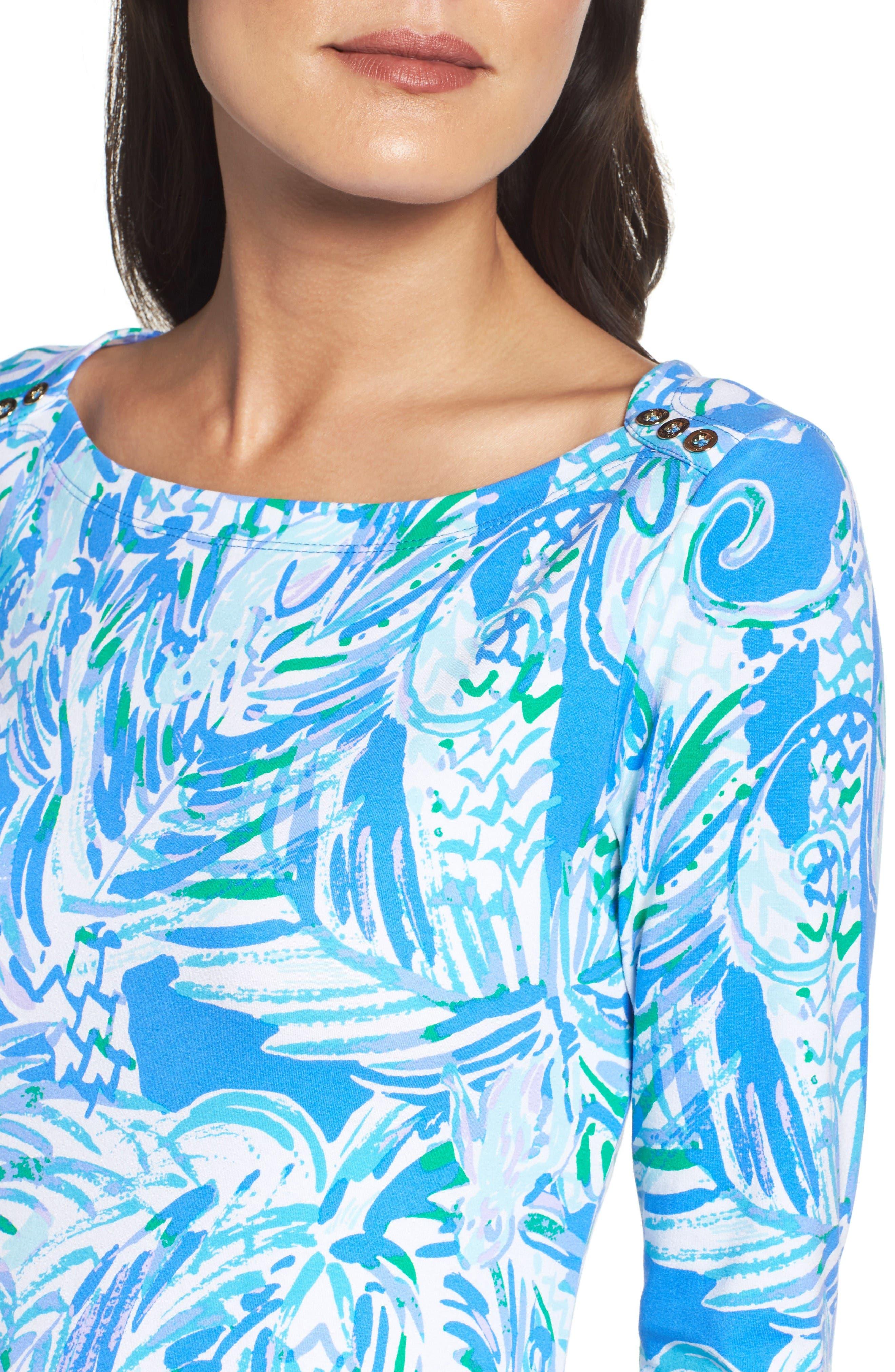 Alternate Image 5  - Lilly Pulitzer® Sophie UPF 50+ Dress