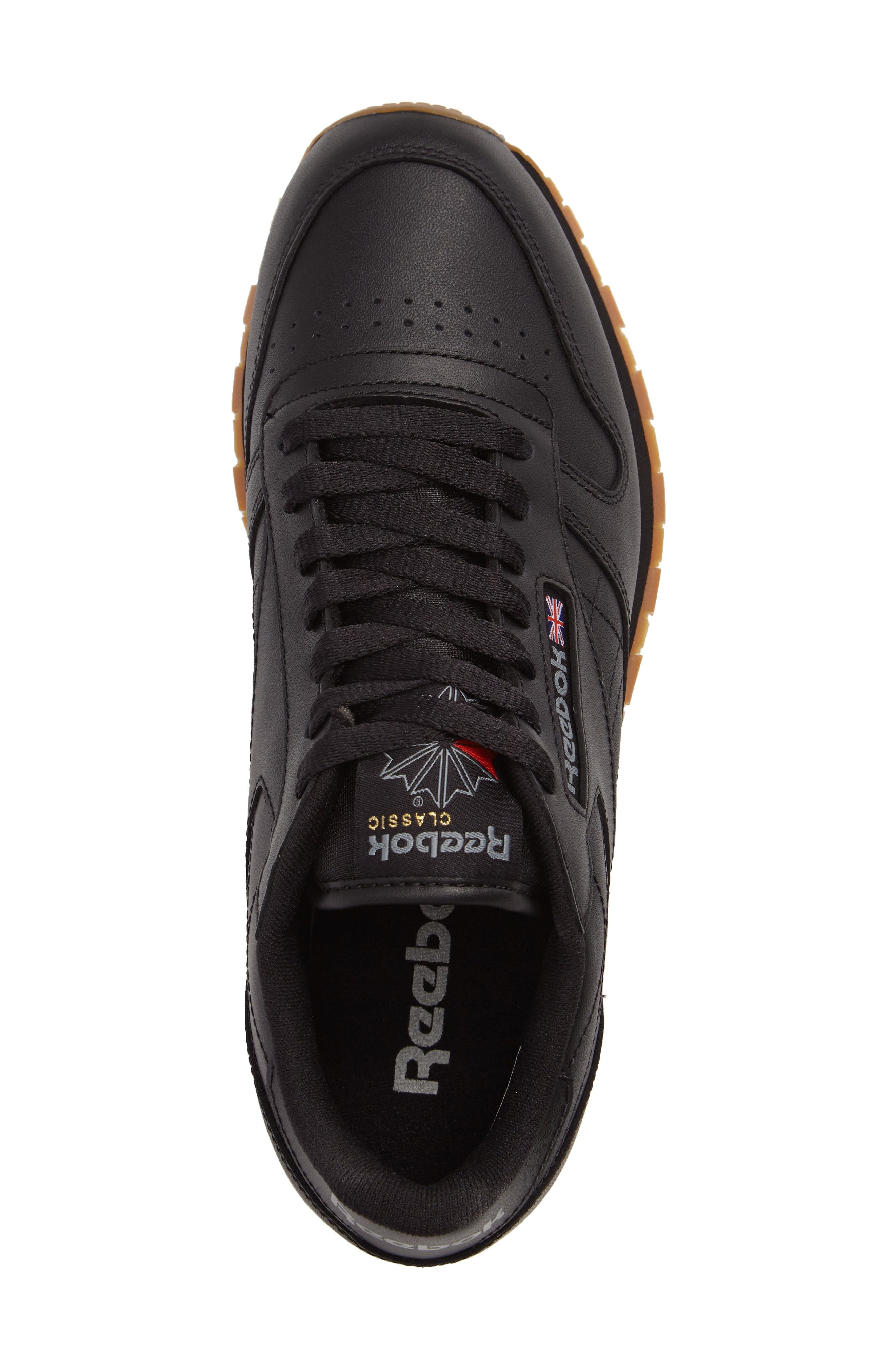 Alternate Image 3  - Reebok 'Classic' Sneaker (Men)
