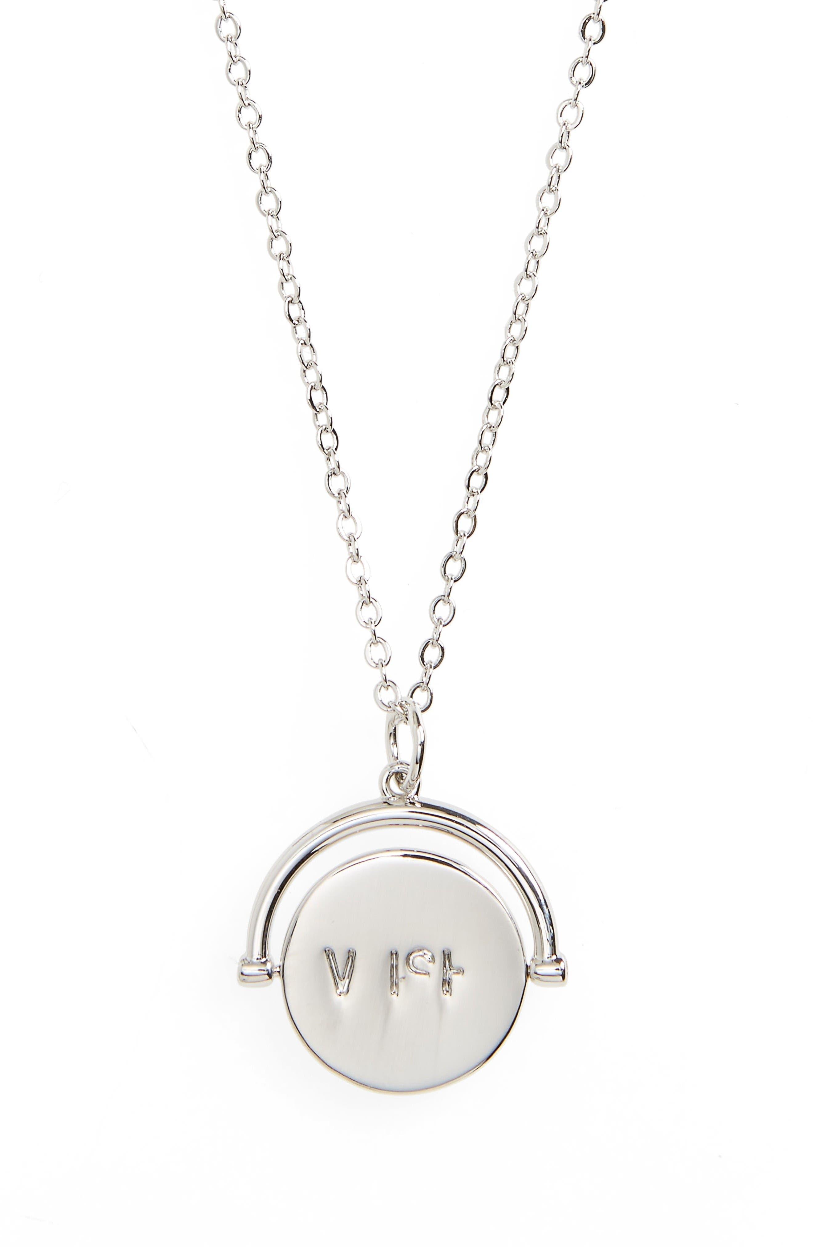 Main Image - Lulu DK Wish Love Code Charm Necklace