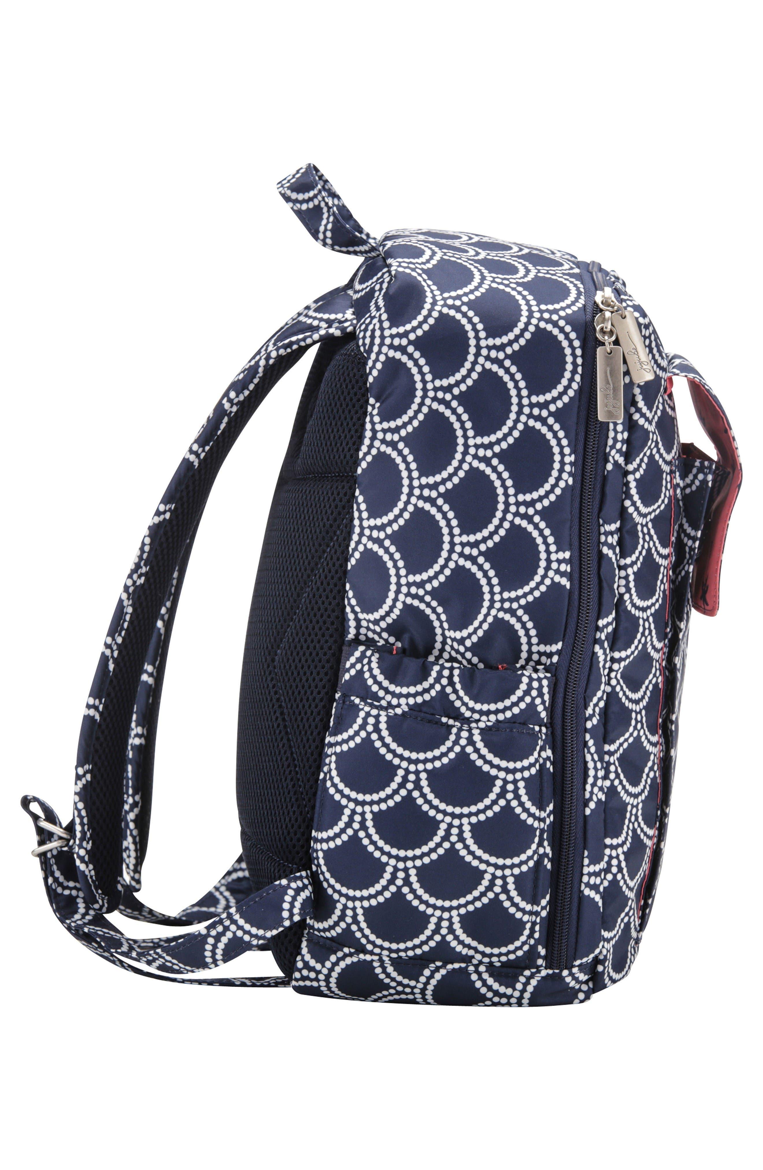 Alternate Image 4  - Ju-Ju-Be Mini Be - Coastal Collection Diaper Backpack