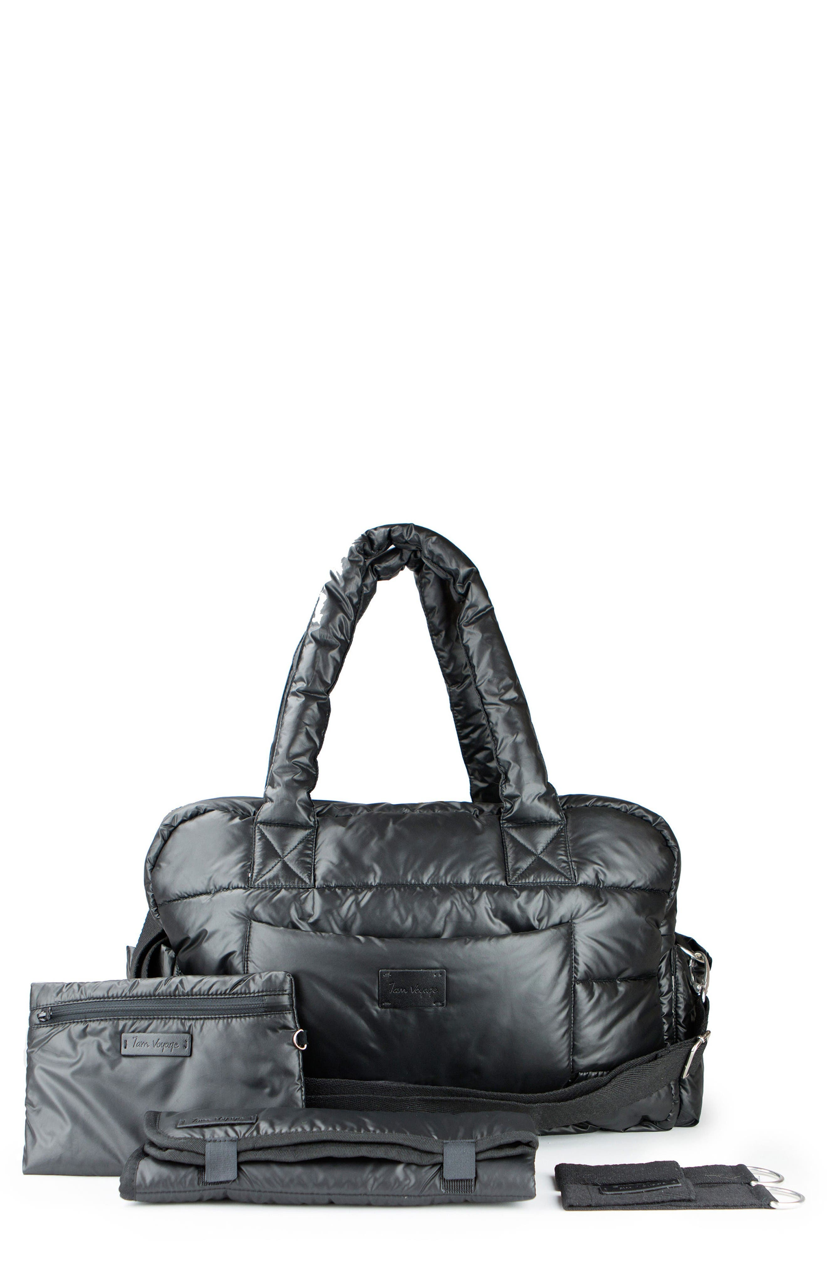 Alternate Image 1 Selected - 7 A.M. Enfant Soho Water Repellent Diaper Bag