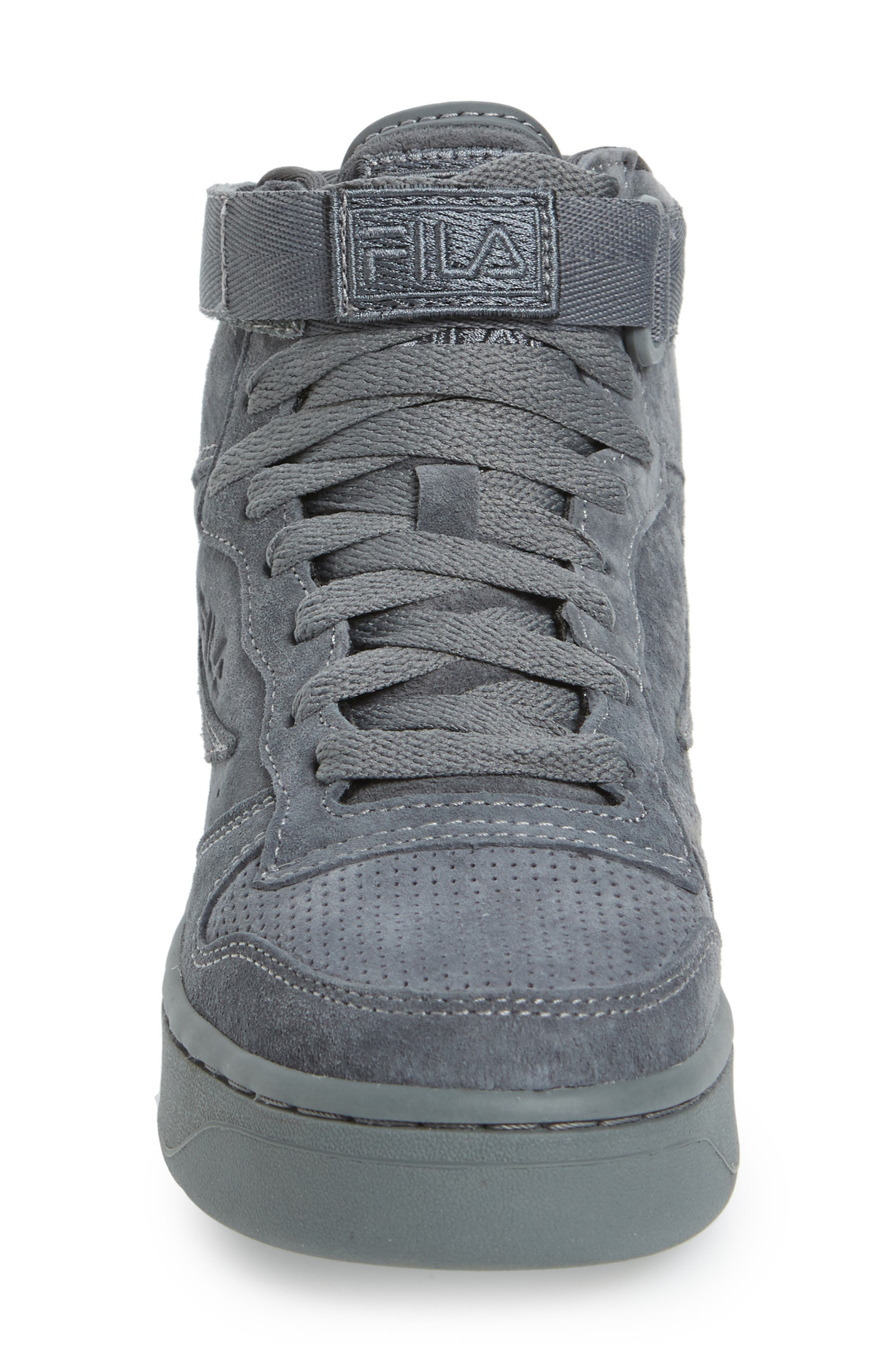Alternate Image 3  - Fila USA FX-100 High Top Sneaker (Big Kid)