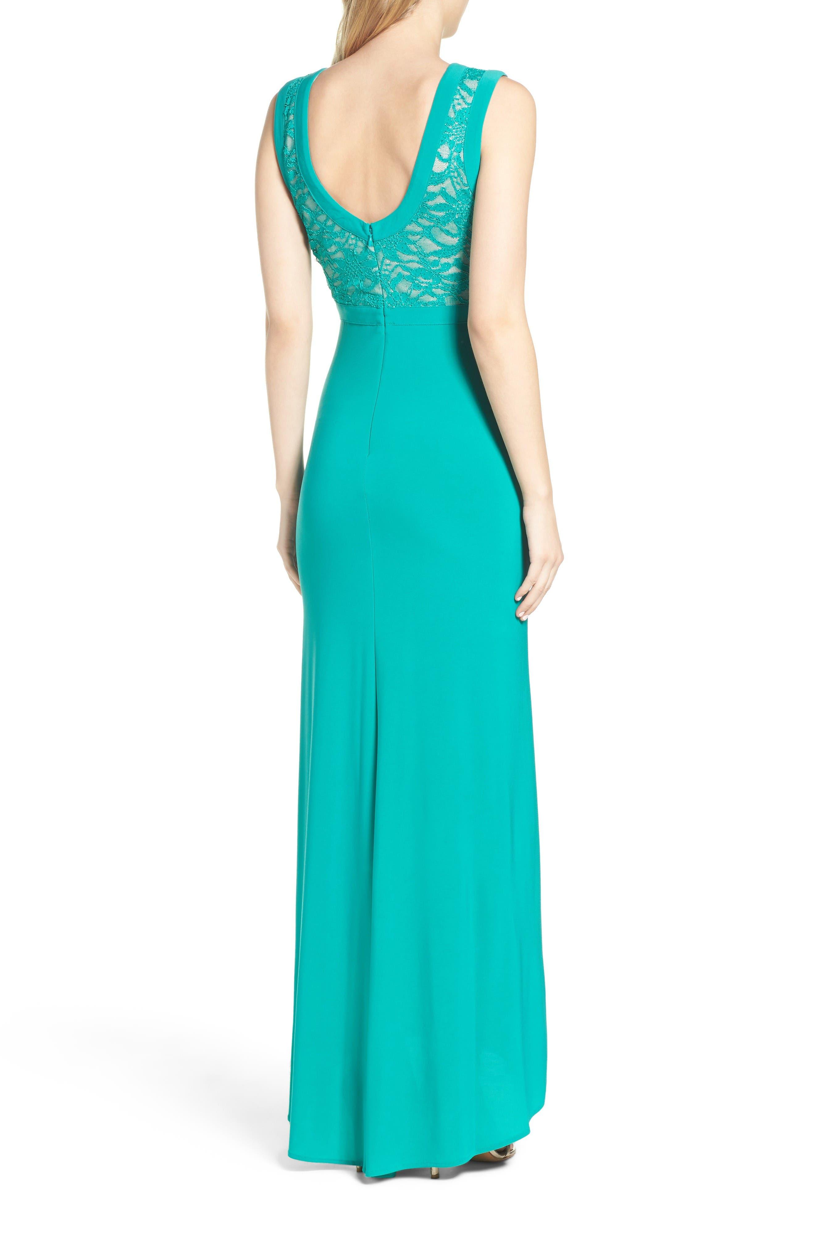 Morgan & Co. Black 2018 Prom Dresses | Nordstrom