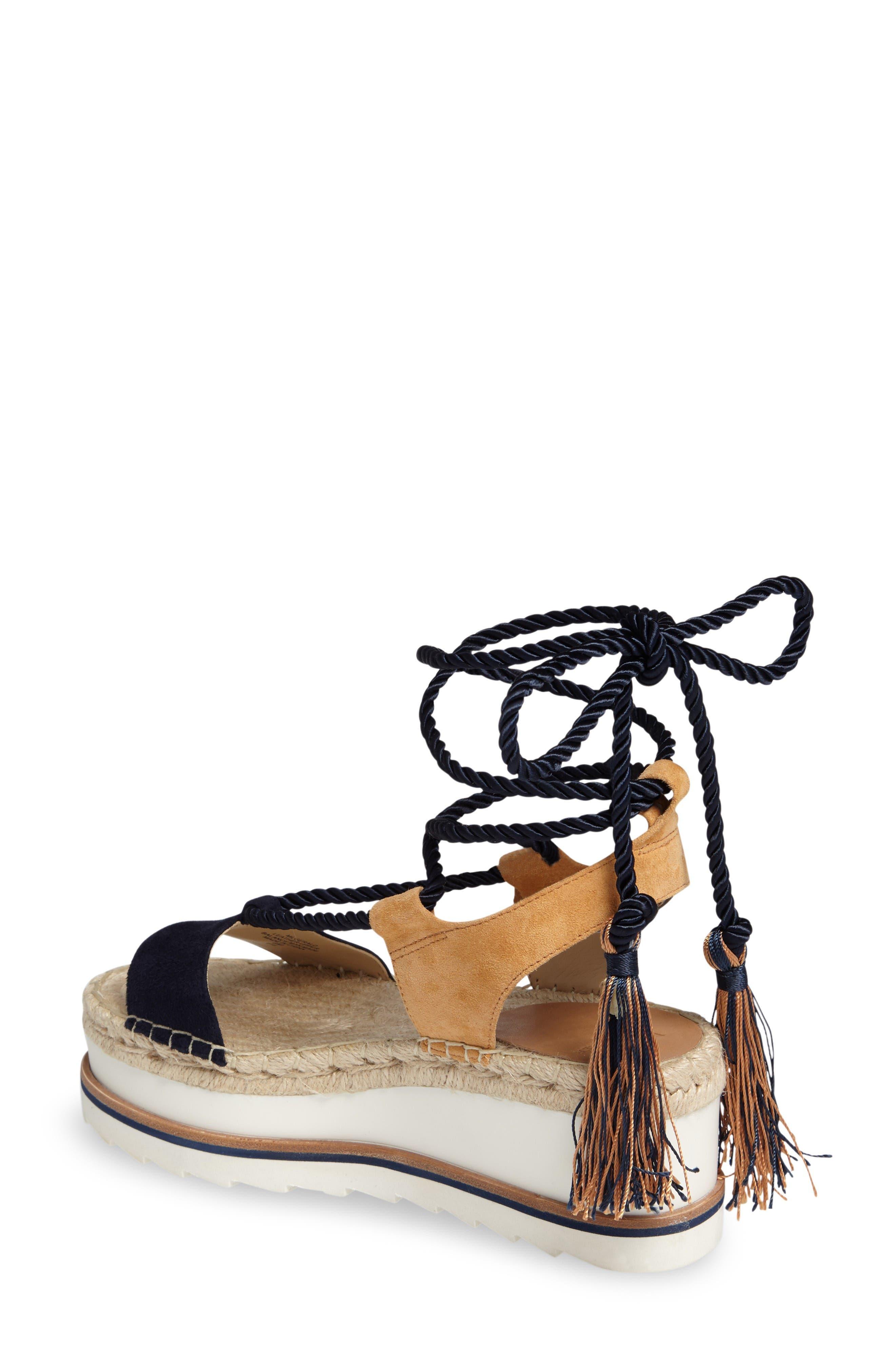 Alternate Image 2  - Marc Fisher LTD Gerald Platform Sandal (Women)
