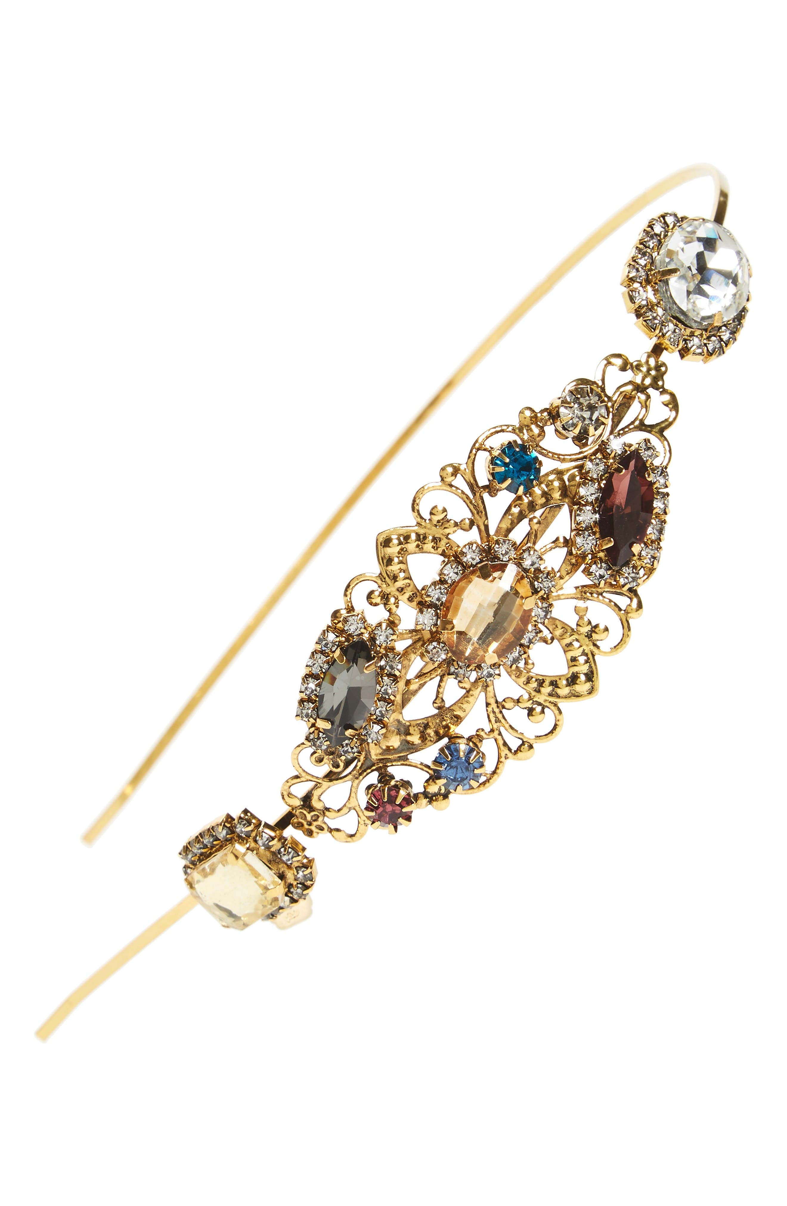 Main Image - Tasha Crystal Headband