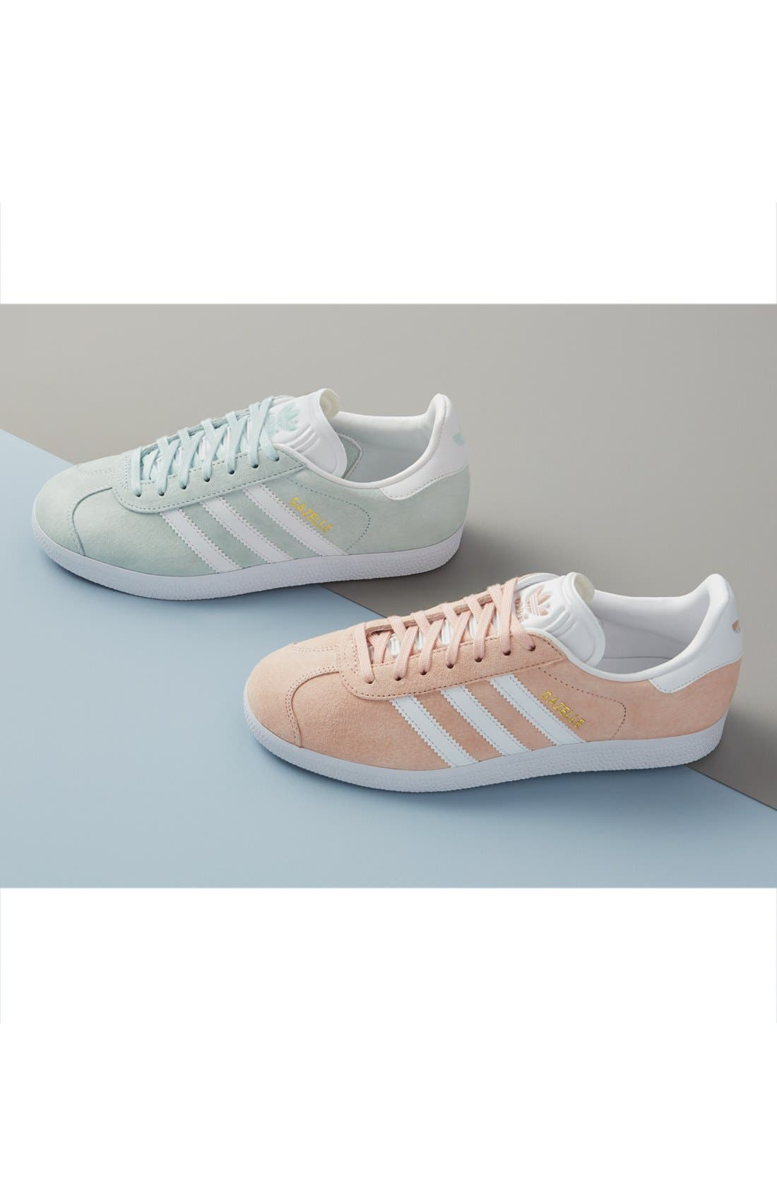 Gazelle Sneaker,                             Alternate thumbnail 7, color,