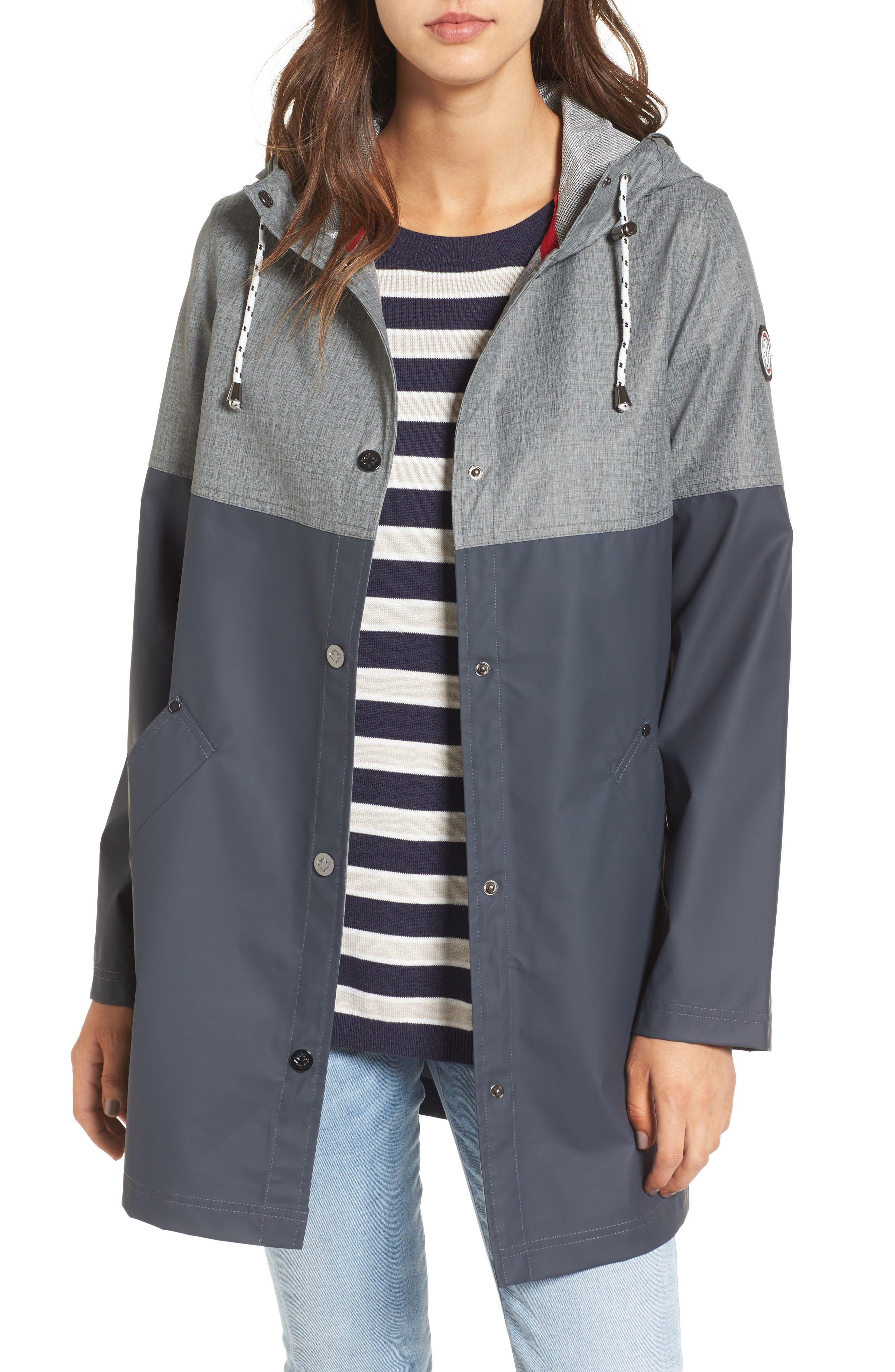 Alternate Image 1 Selected - Halifax Colorblock Rain Jacket