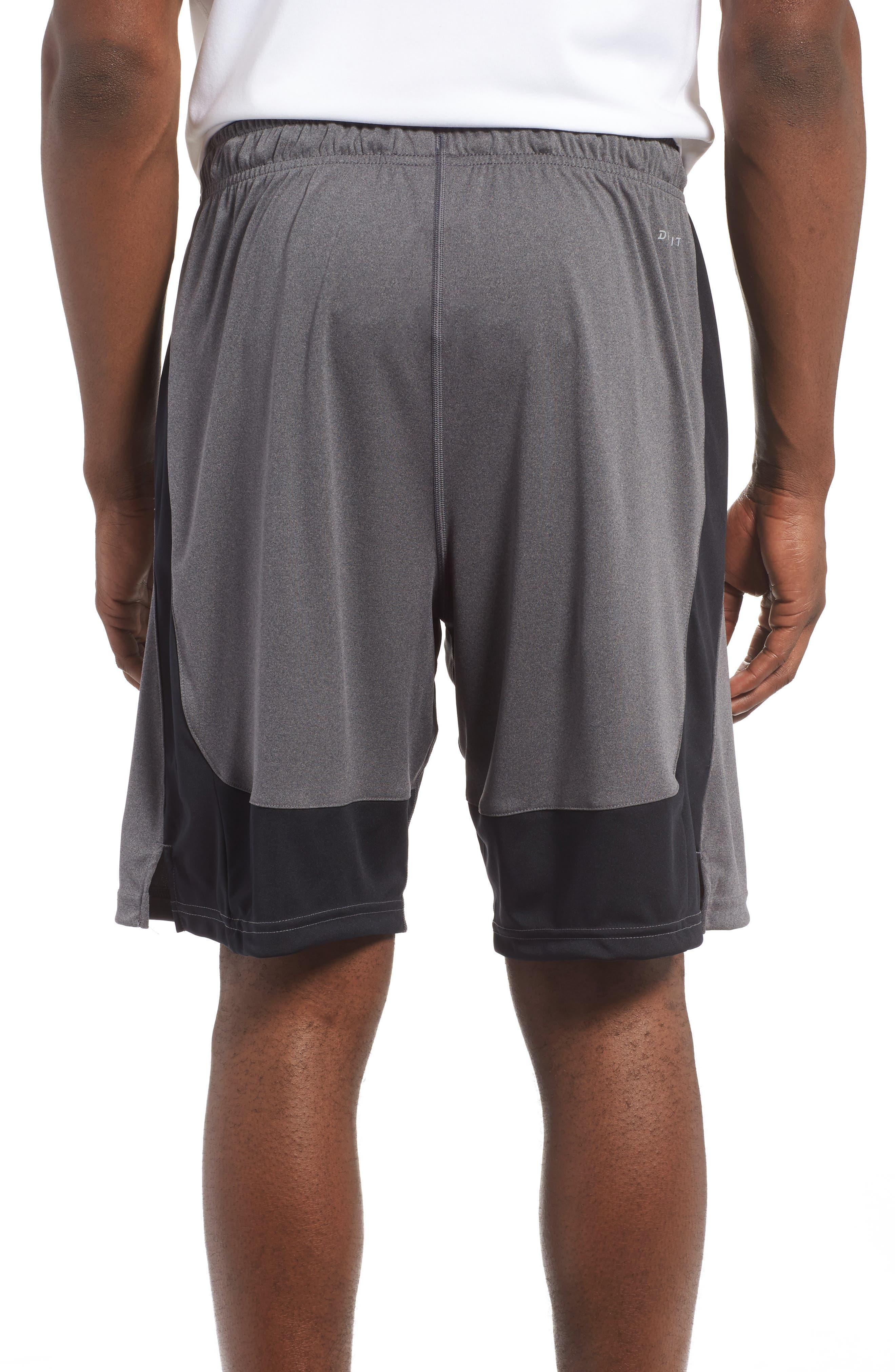 Alternate Image 2  - Nike 'Fly' Dri-FIT Training Shorts