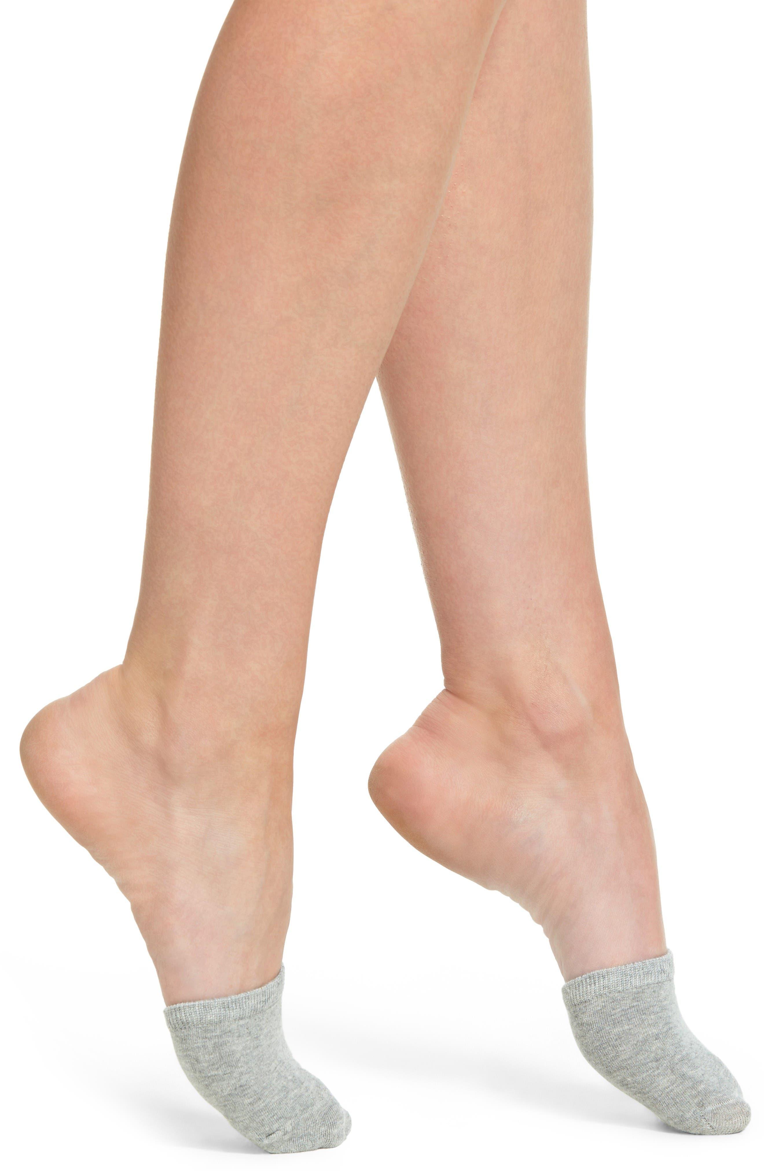 SOCKART 2-Pack Mule Socks