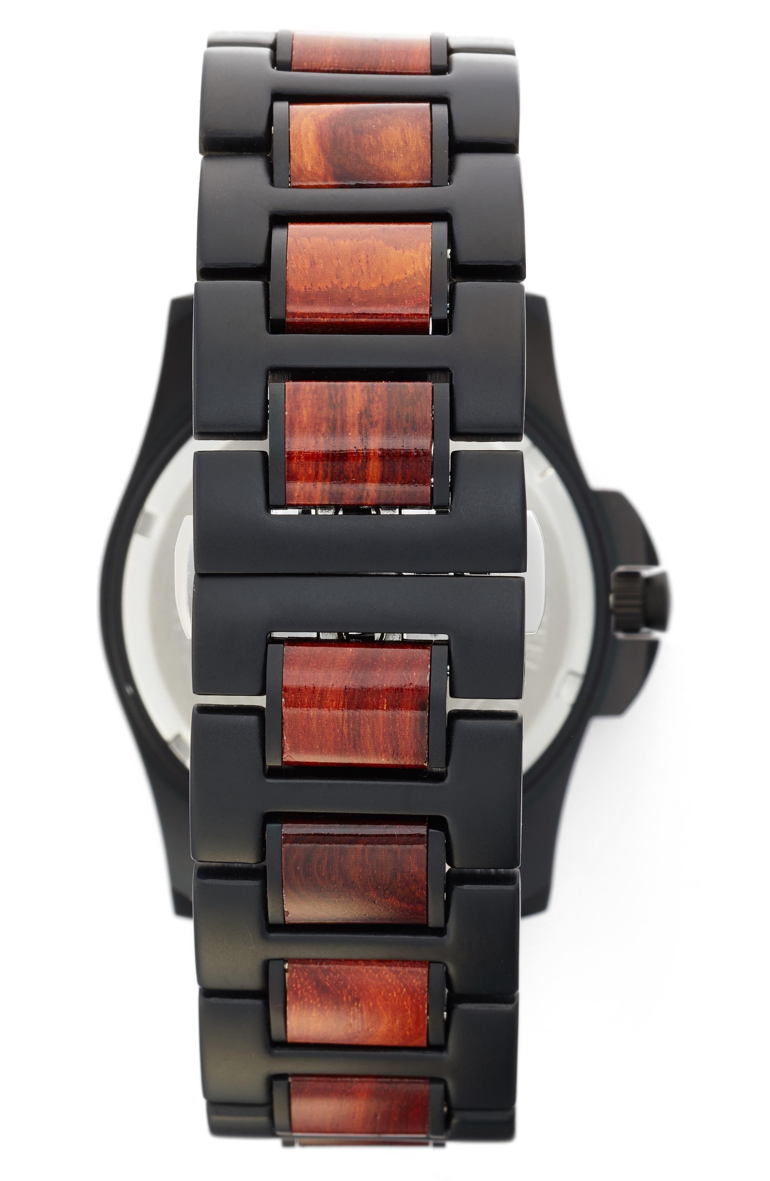 Alternate Image 2  - Original Grain The Classic Bracelet Watch, 43mm