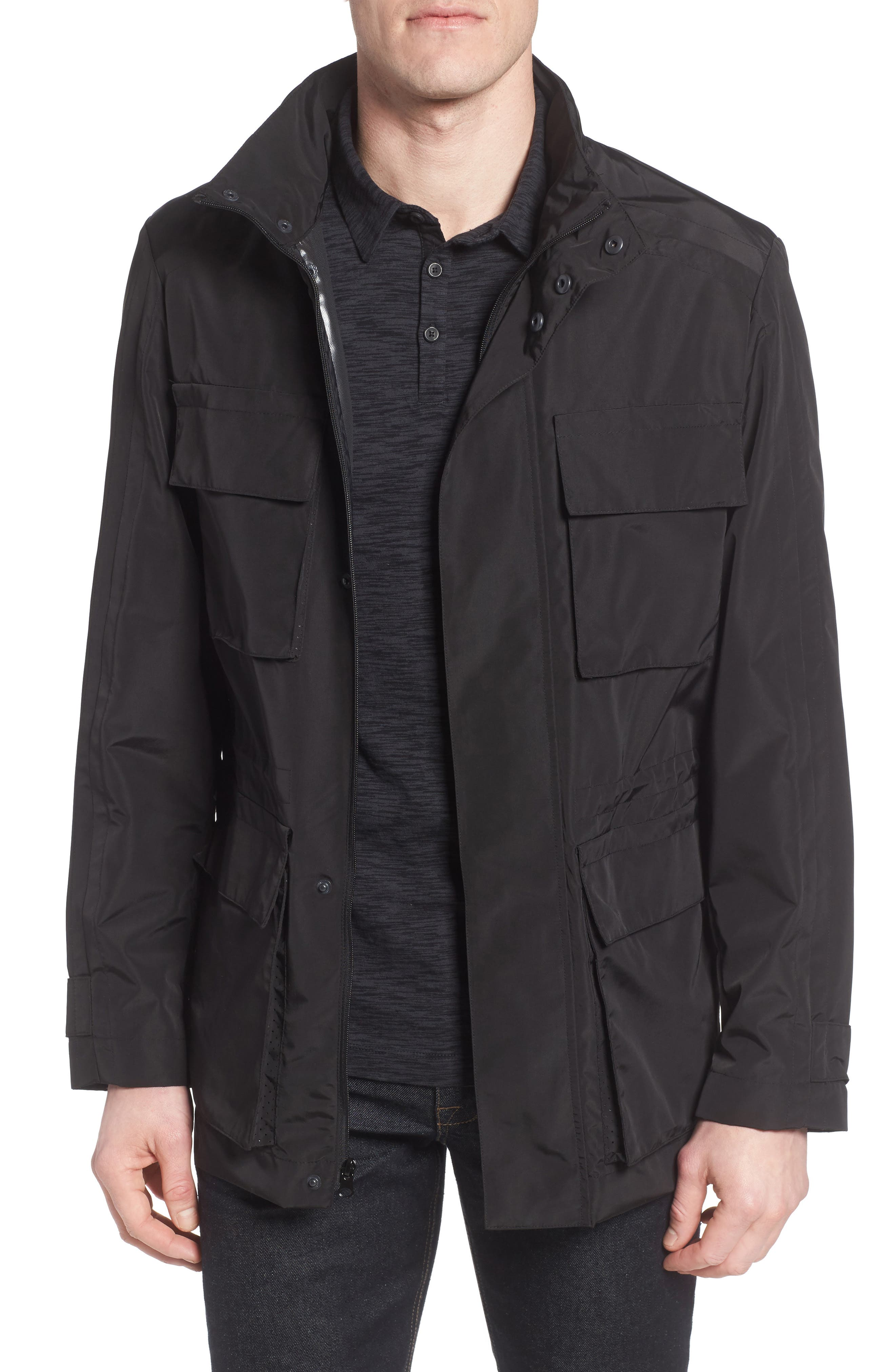 Marc New York by Andrew Marc Harbor Field Jacket
