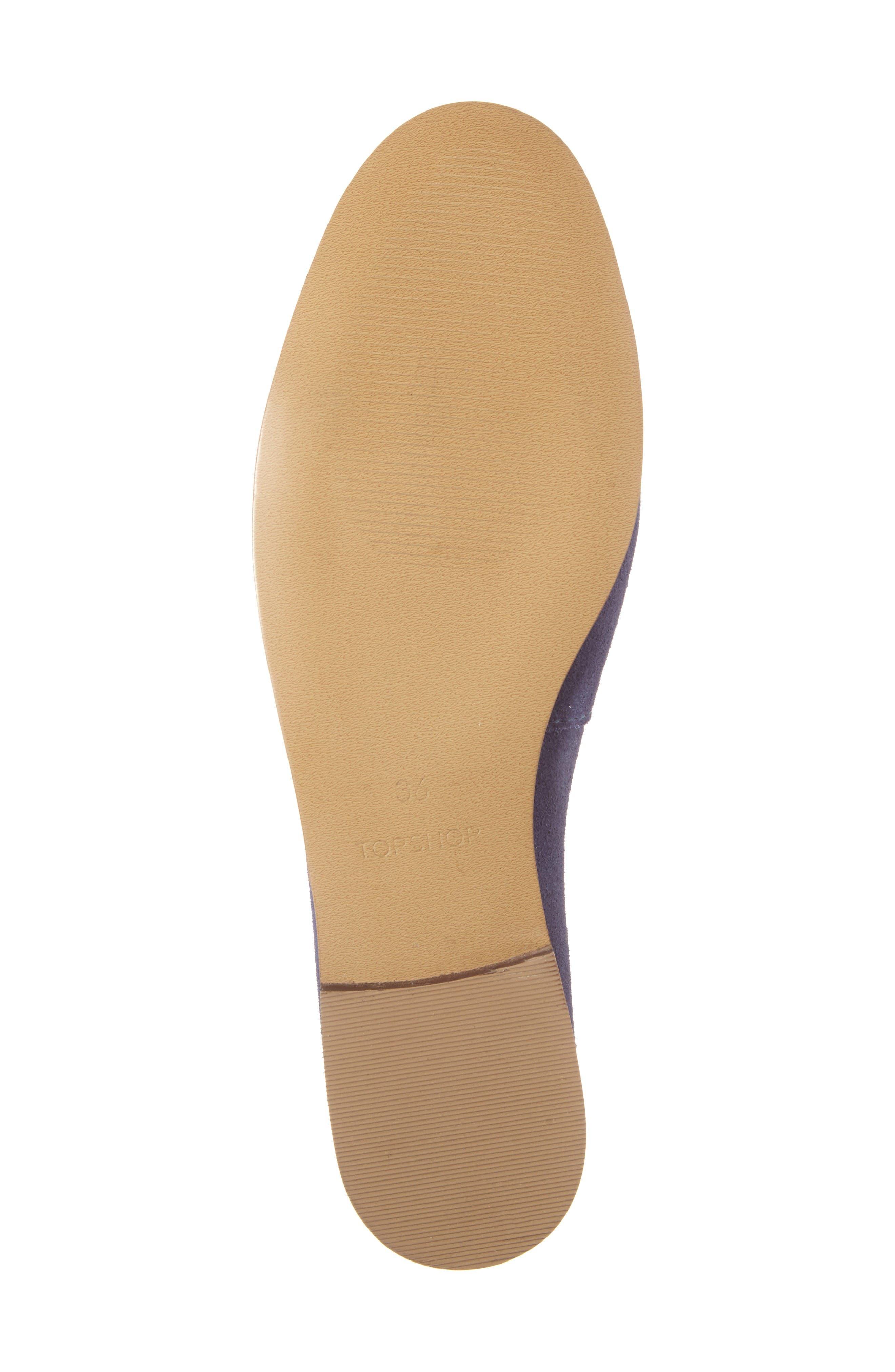 Alternate Image 6  - Topshop Karpenter Loafer (Women)
