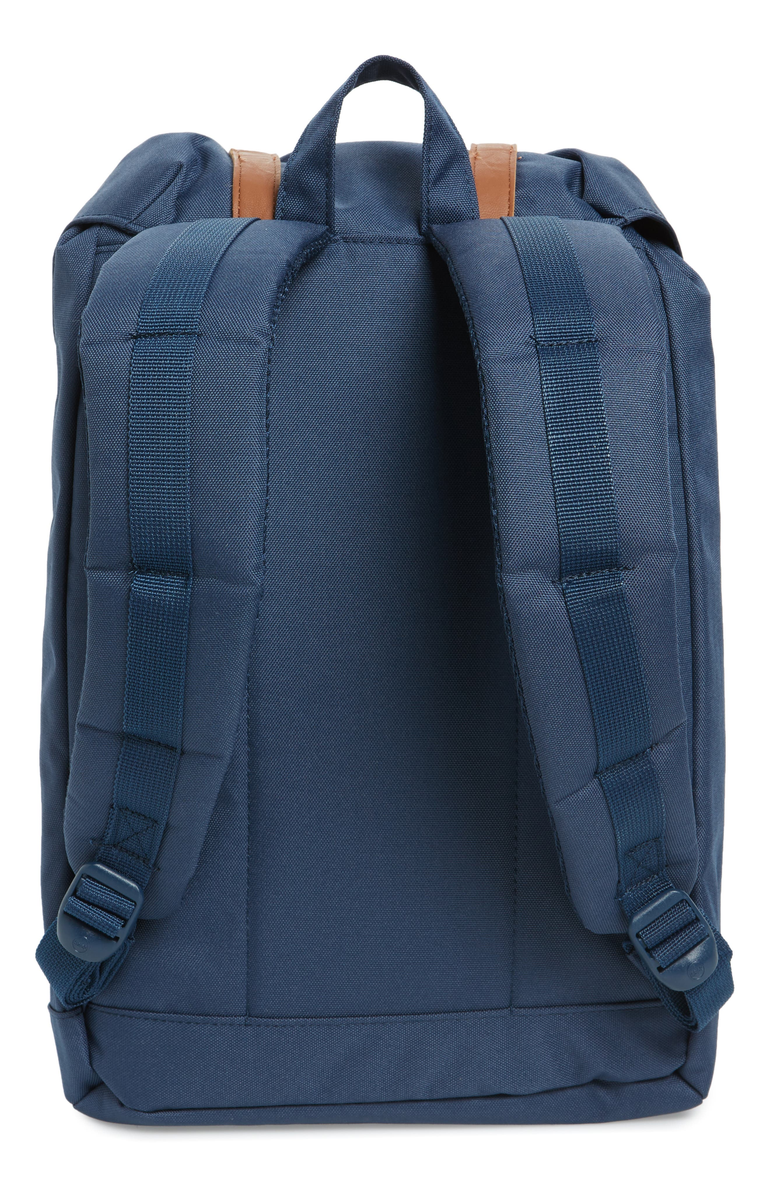 Retreat Mid Volume Backpack,                             Alternate thumbnail 3, color,                             Navy