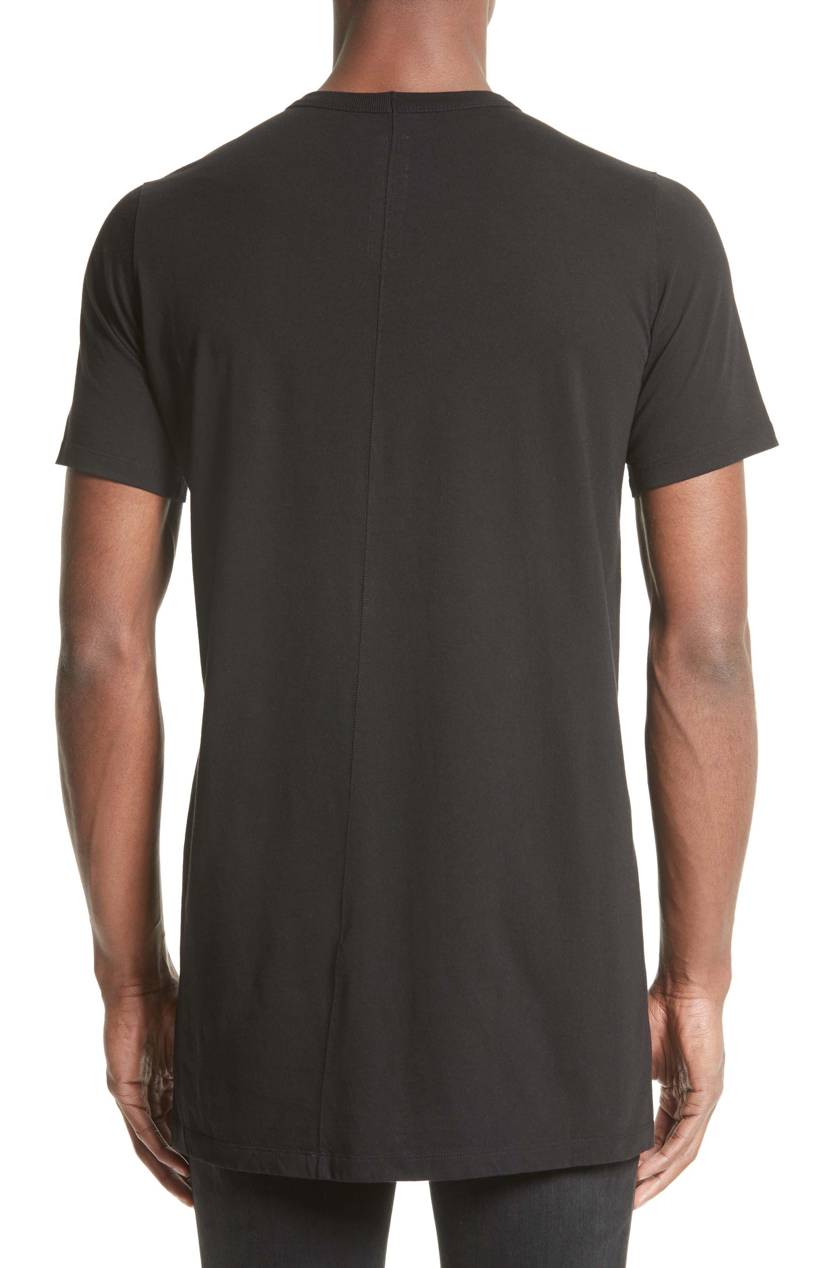 Level T-Shirt,                             Alternate thumbnail 2, color,                             Black