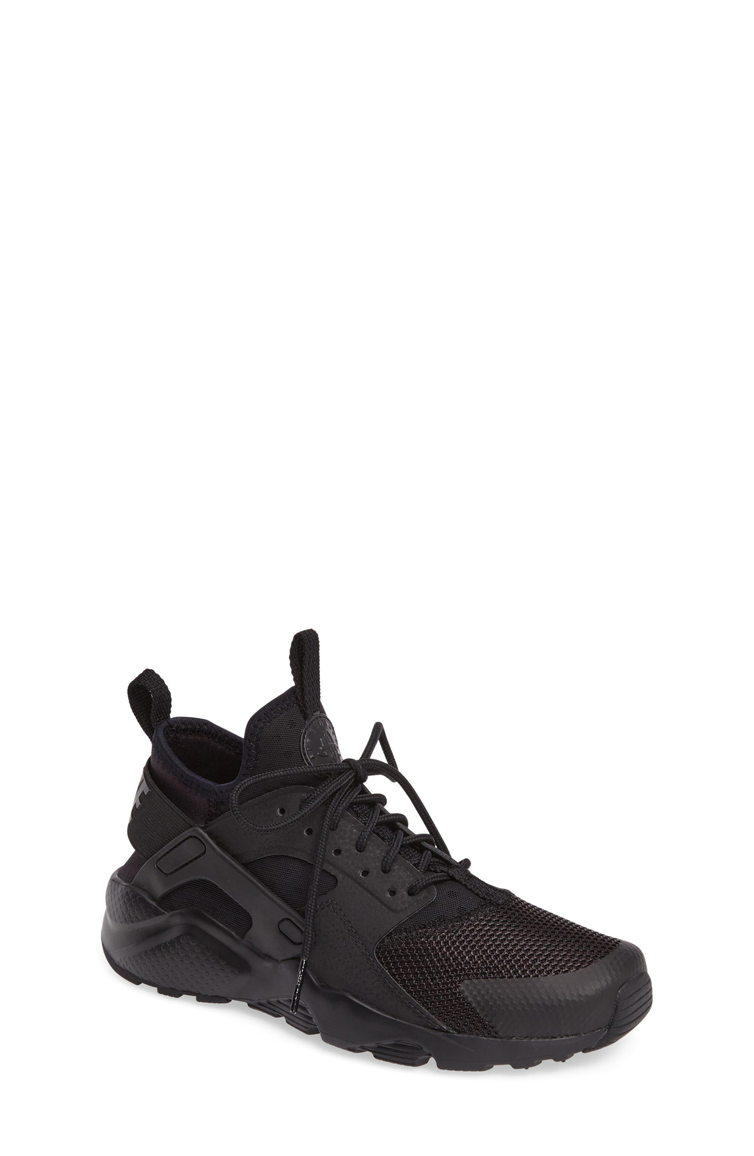 Alternate Image 1 Selected - Nike Air Huarache Run Ultra Sneaker (Big Kid)