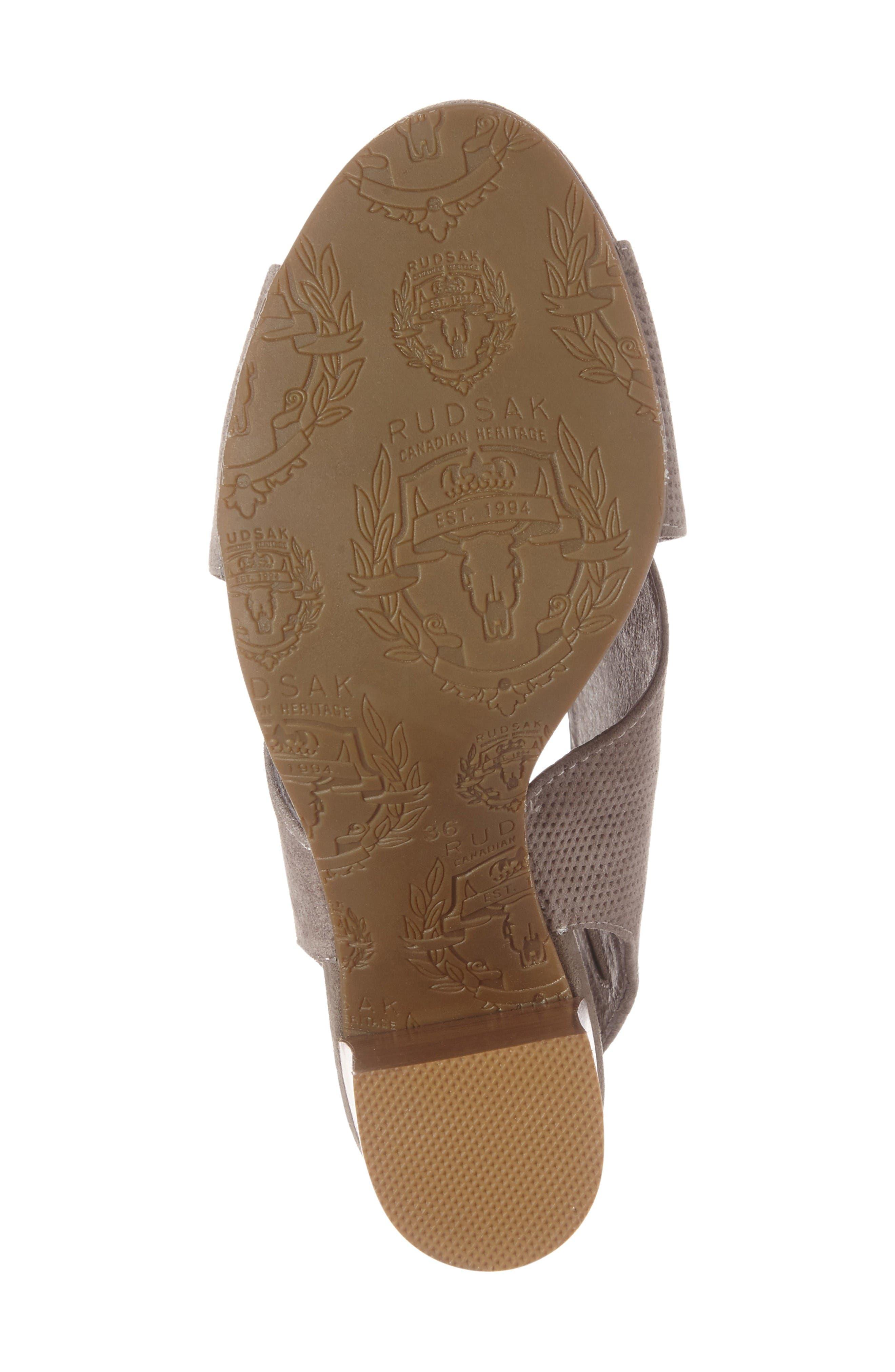 Alternate Image 6  - Rudsak Benedetta Block Heel Sandal (Women)