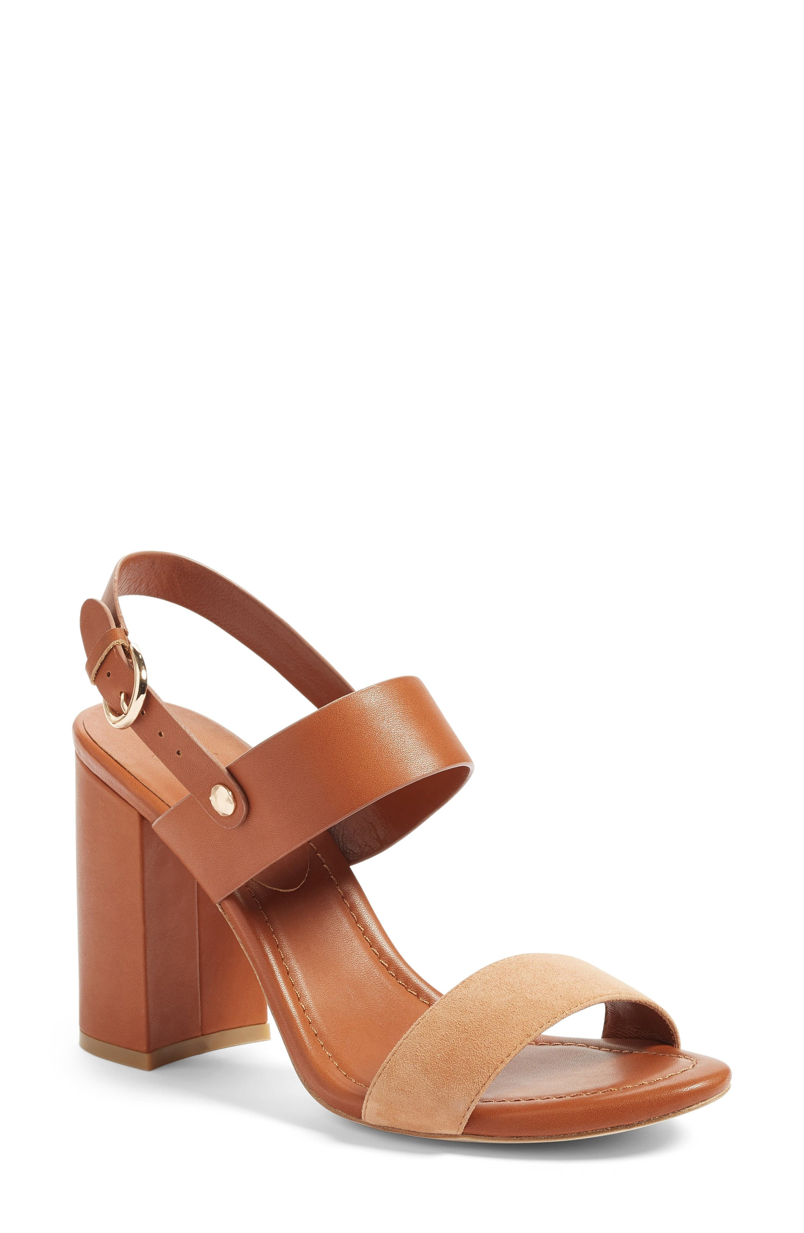 Alternate Image 1 Selected - Joie Lakin Slingback Sandal (Women)