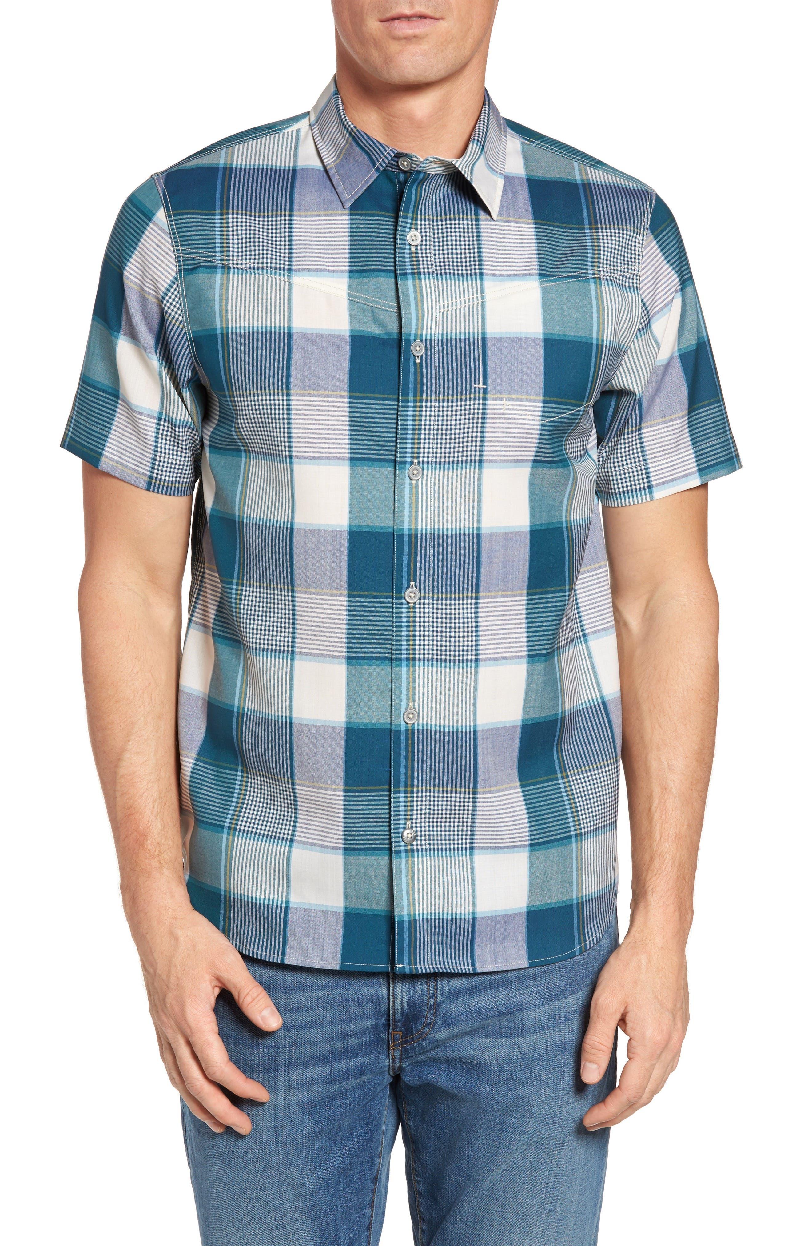 IBEX Trip Regular Fit Sport Shirt