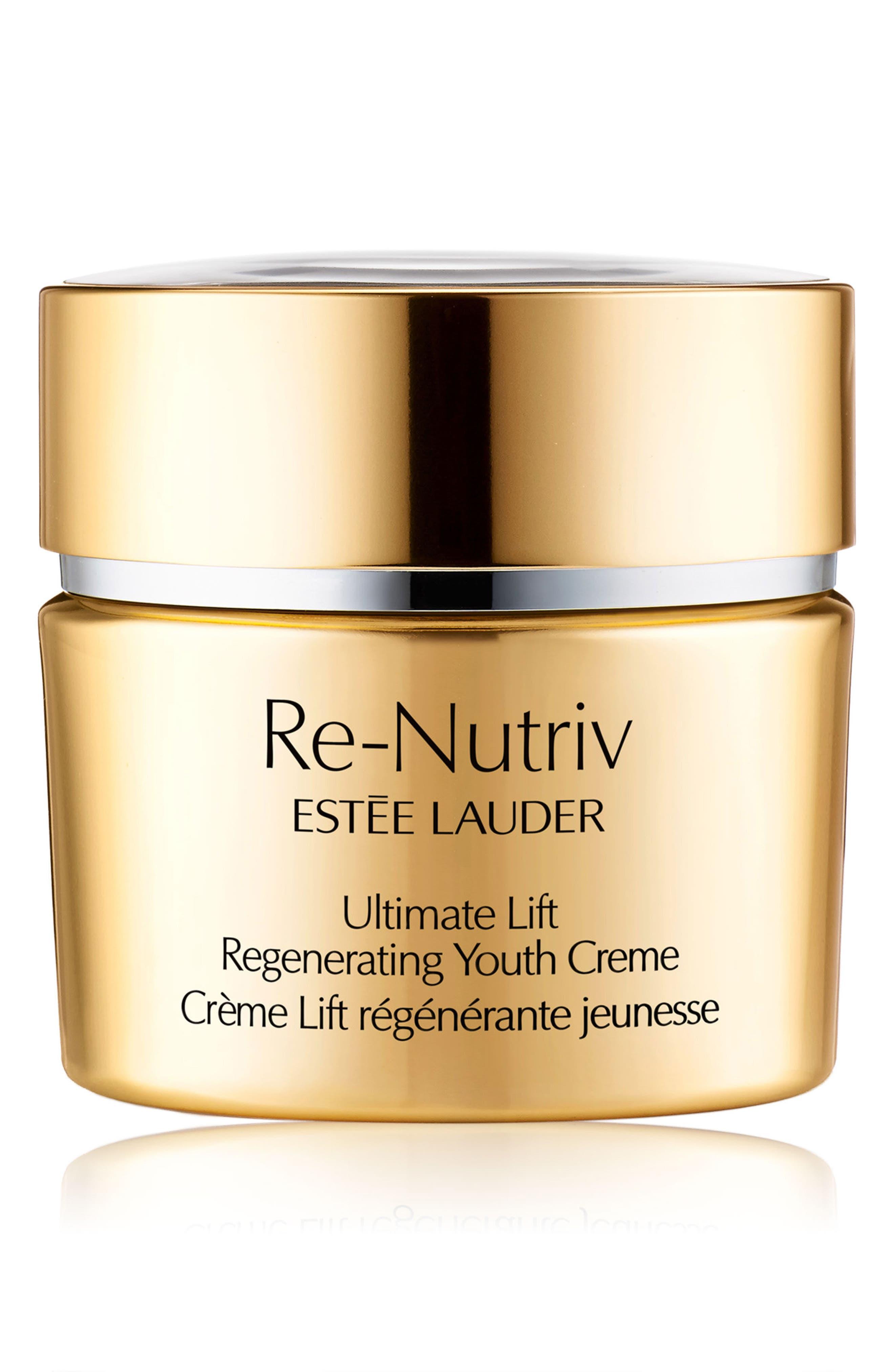 Main Image - Estée Lauder Re-Nutriv Ultimate Lift Regenerating Youth Creme