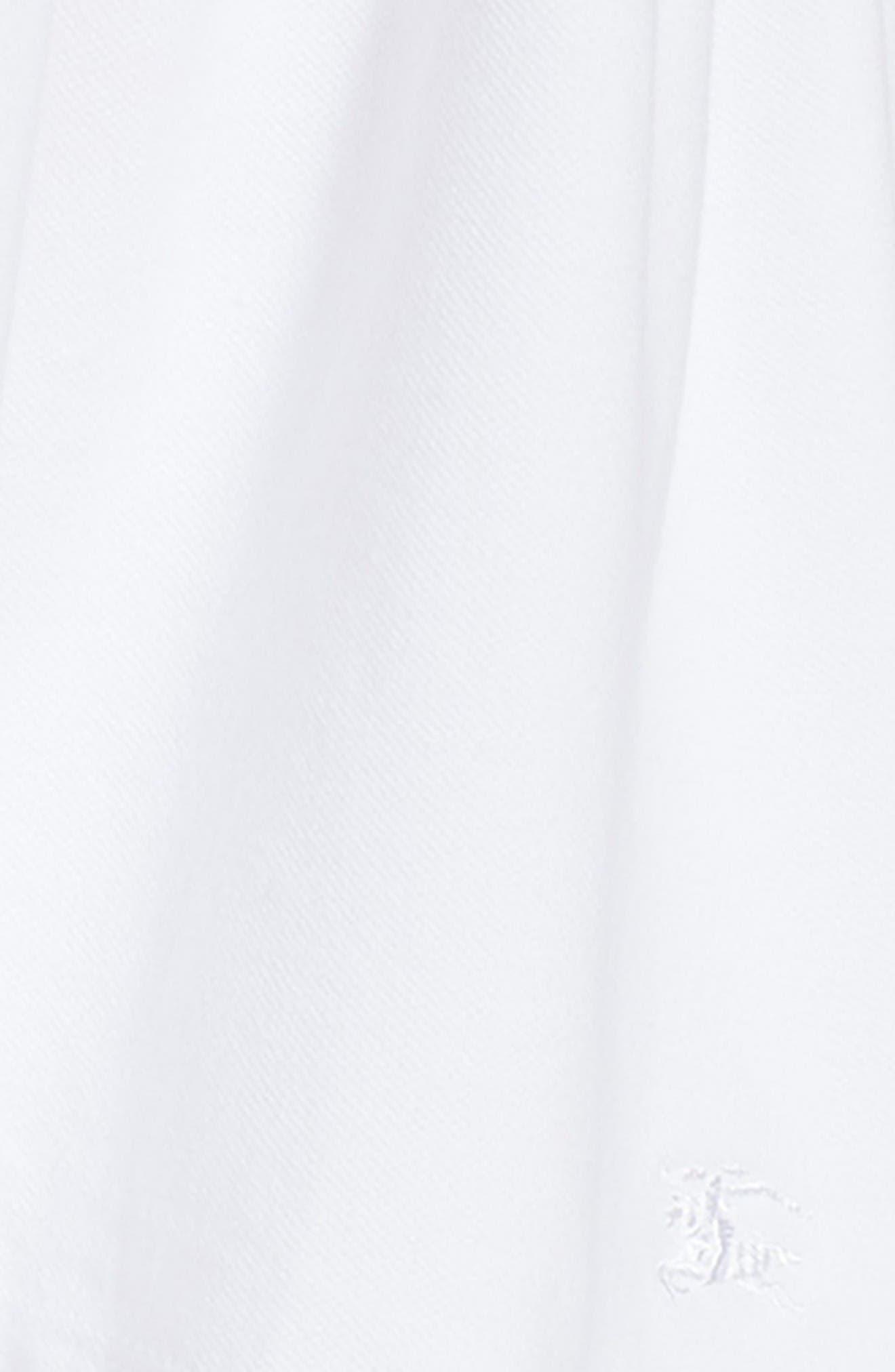 Alternate Image 3  - Burberry Cali Dress (Little Girls & Big Girls)