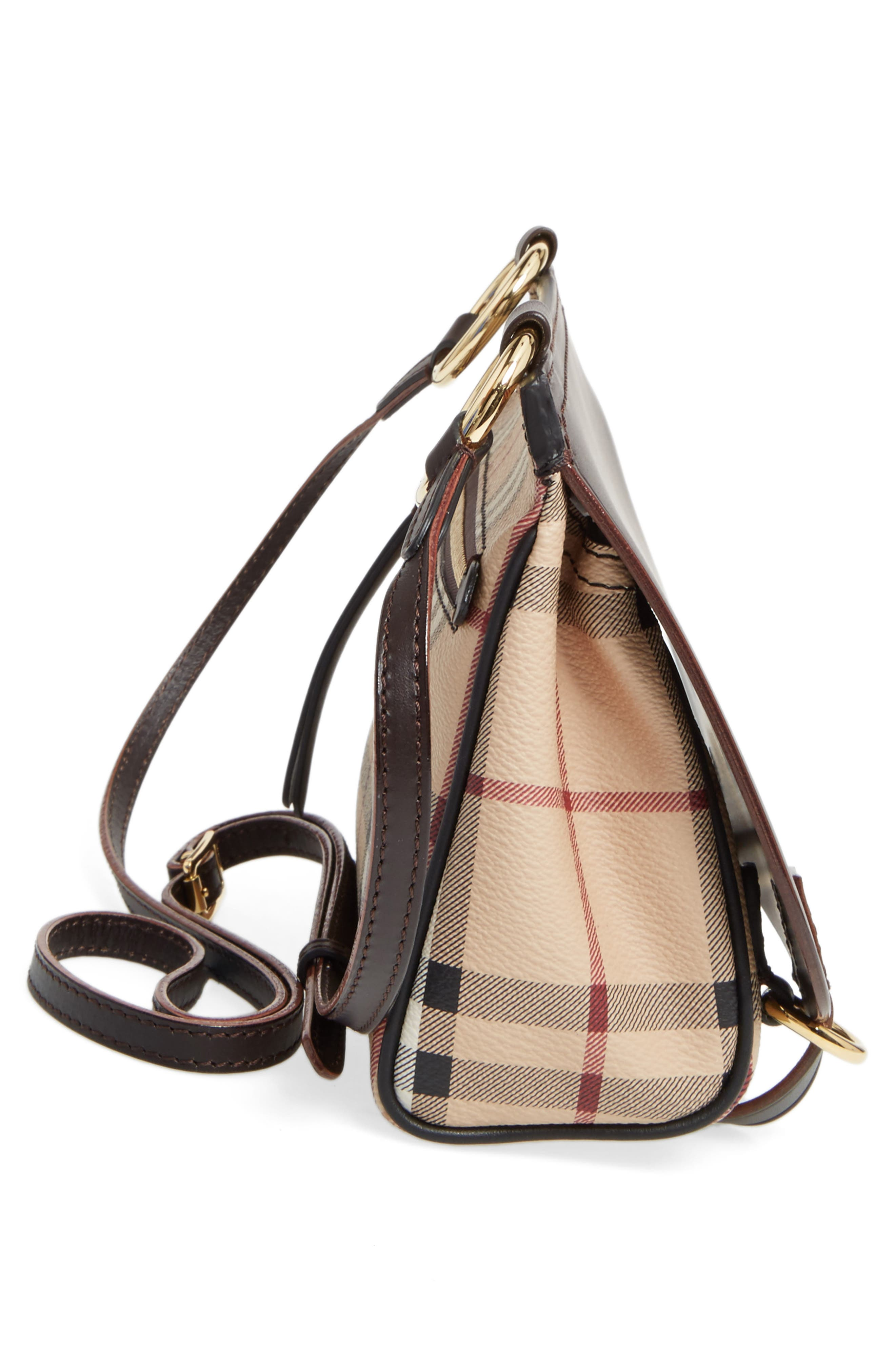 Alternate Image 5  - Burberry Bridle Shoulder Bag