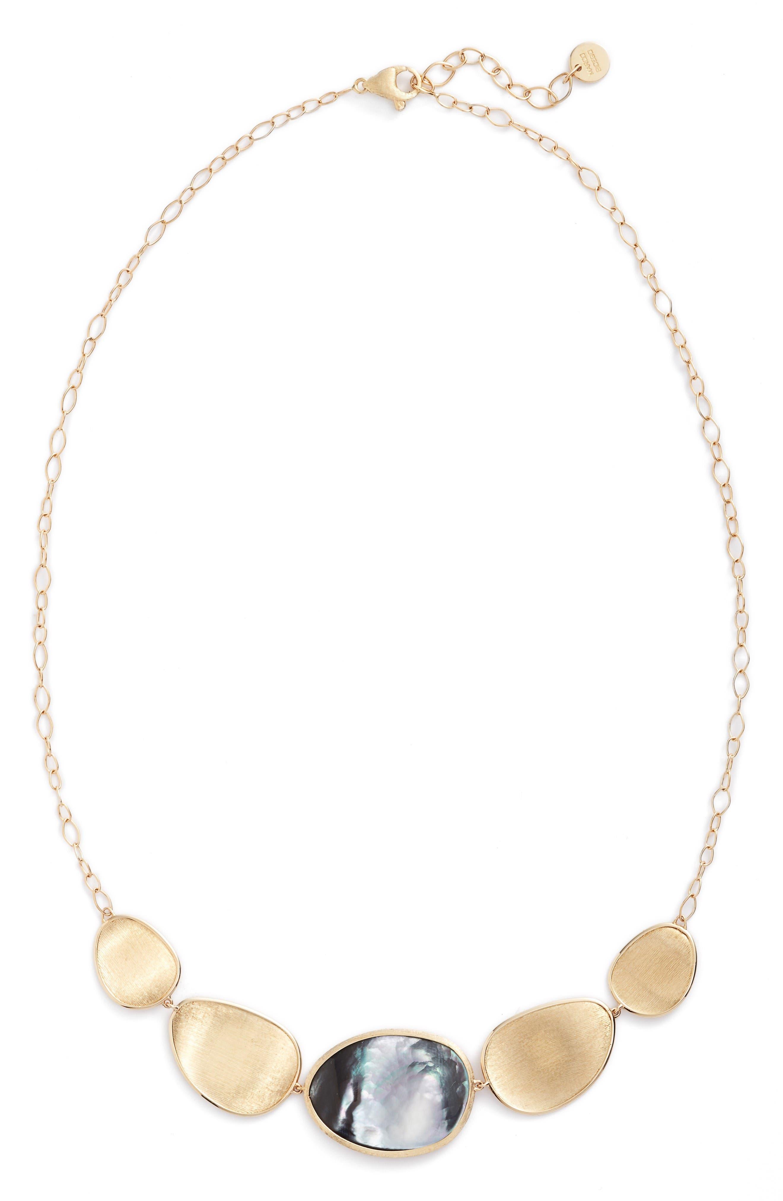 MARCO BICEGO Lunaria Collar Necklace